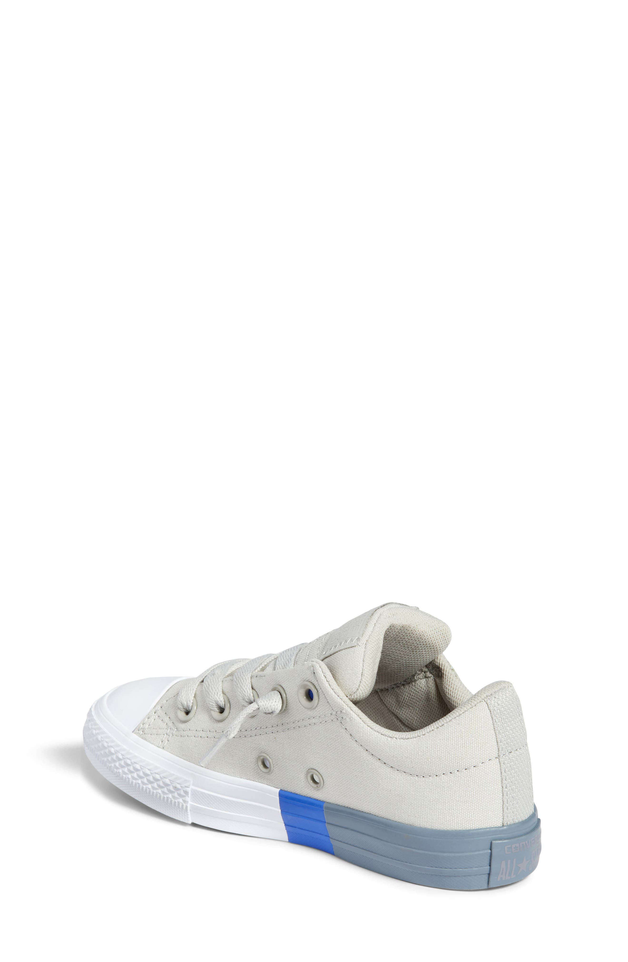 Chuck Taylor<sup>®</sup> All Star<sup>®</sup> Colorblock Street Sneaker,                             Alternate thumbnail 2, color,                             081