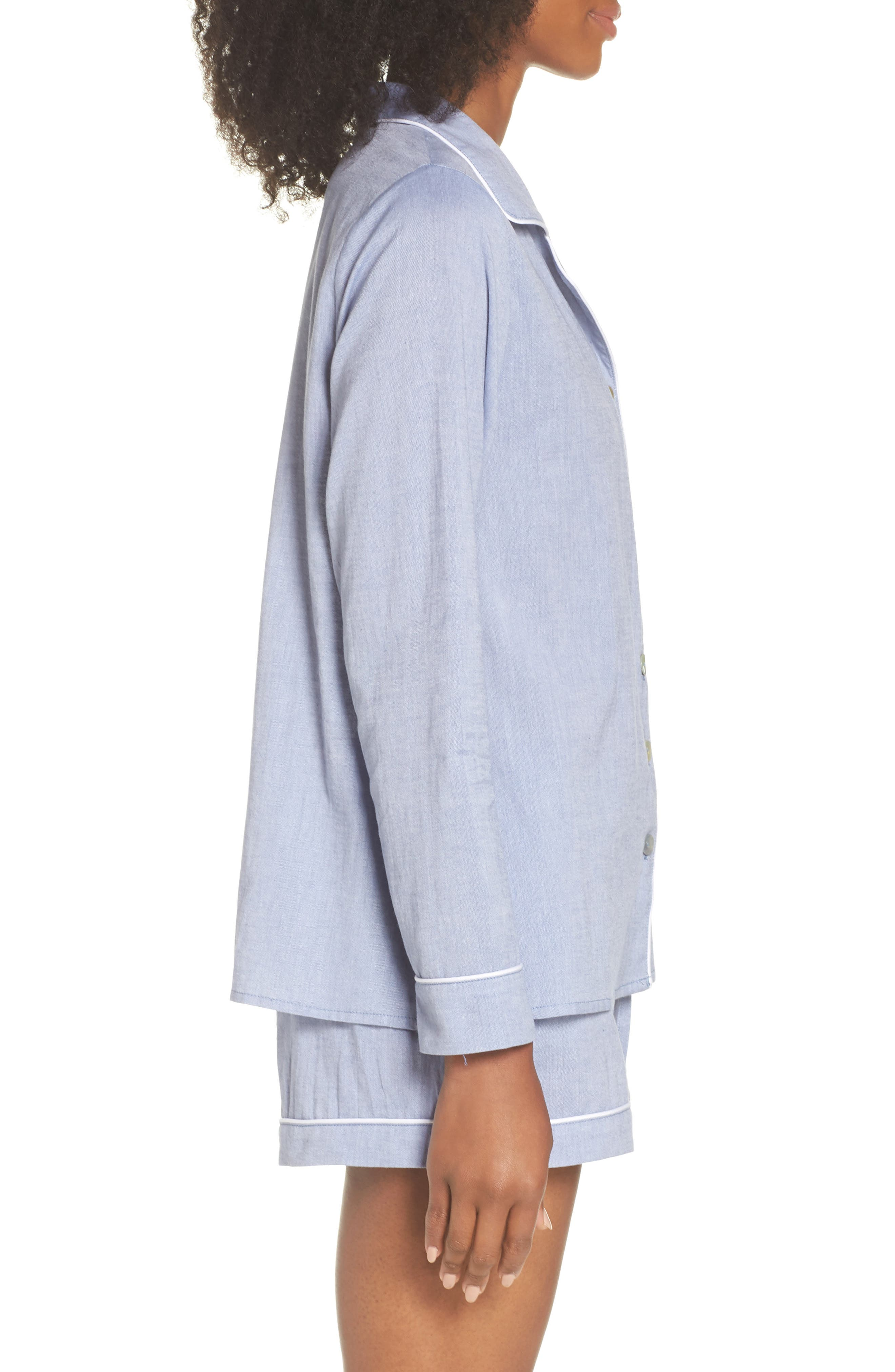 Short Pajamas,                             Alternate thumbnail 6, color,