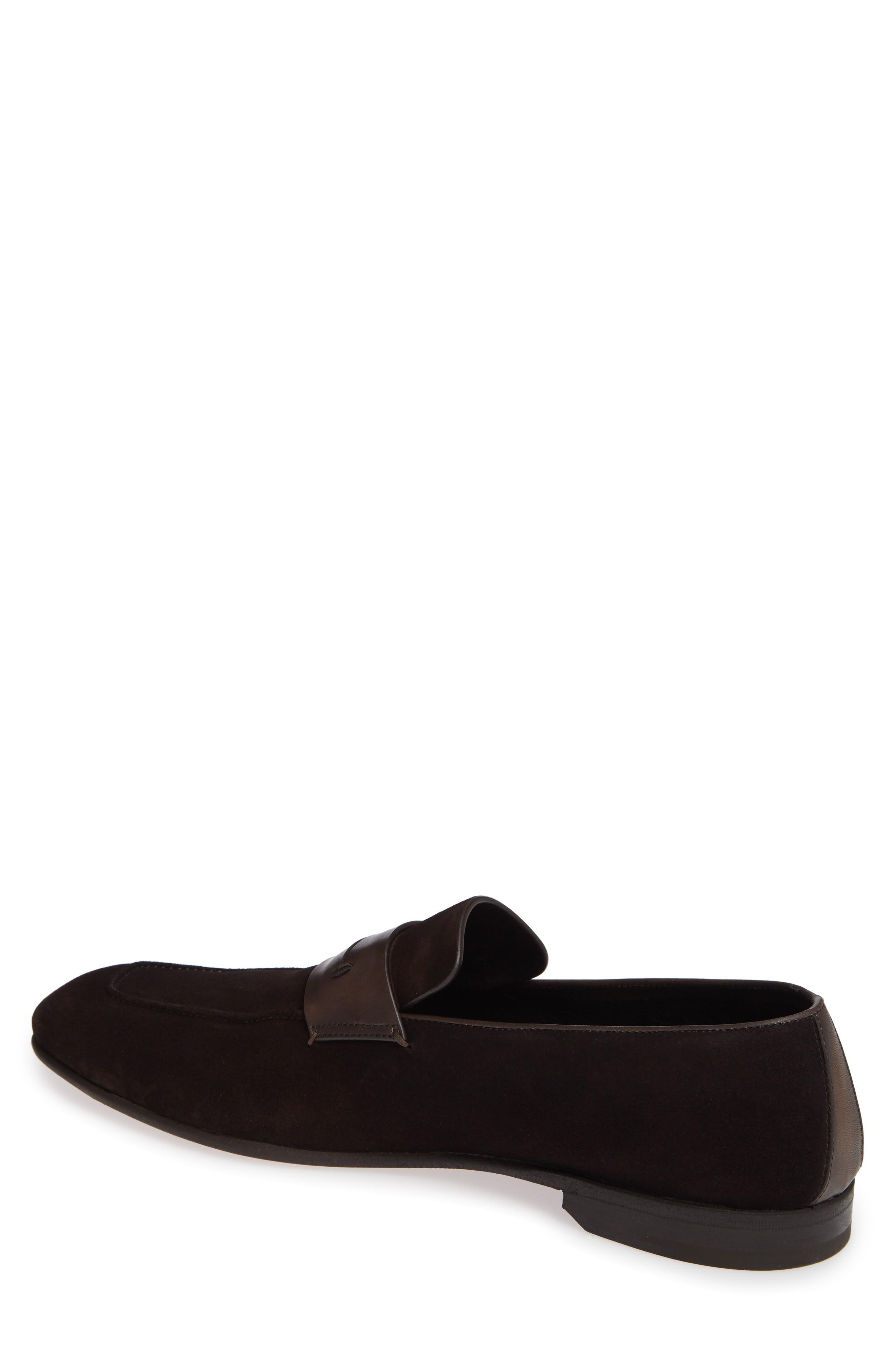 Penny Loafer,                             Alternate thumbnail 2, color,                             BROWN