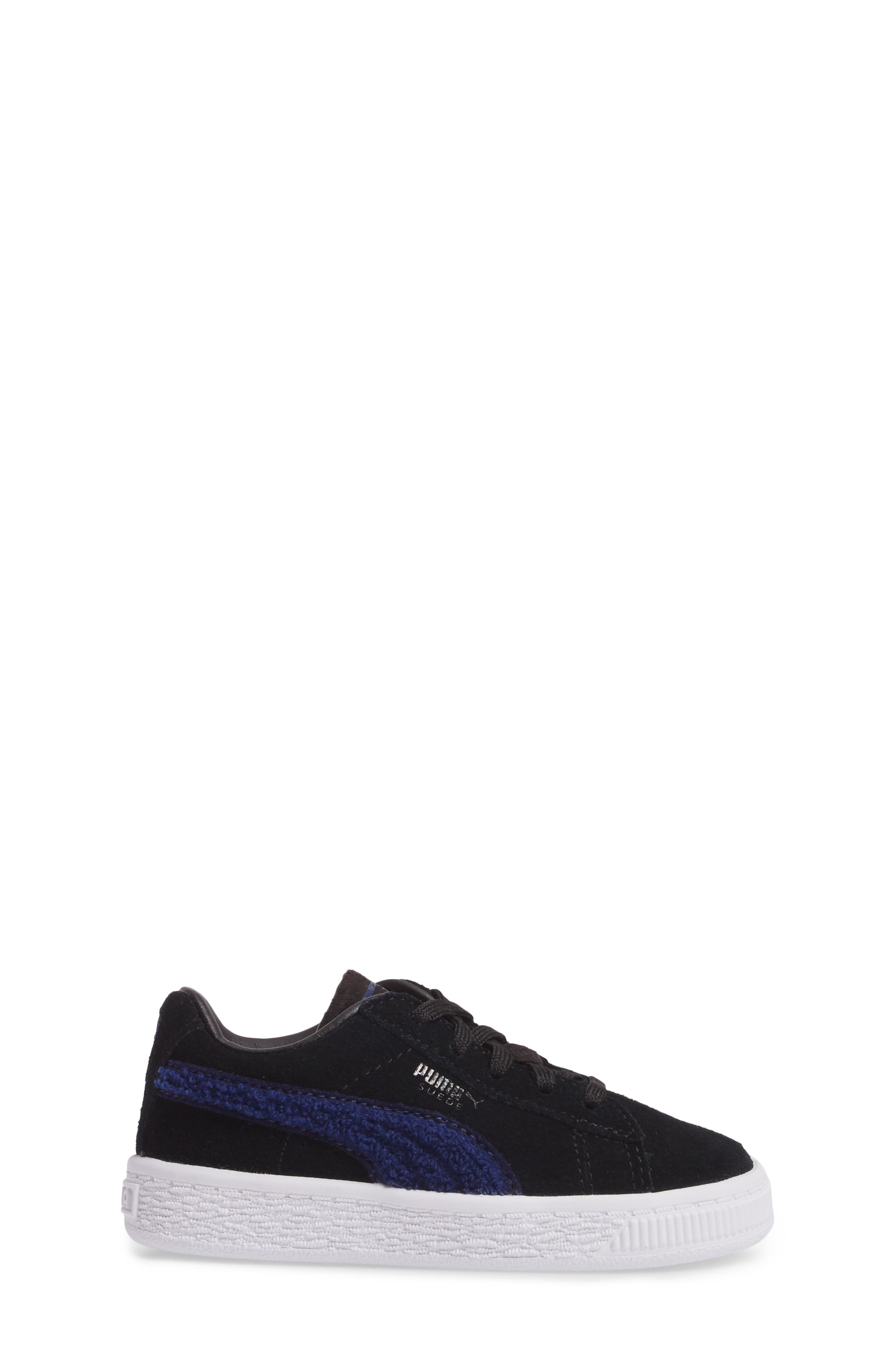 Classic Terry Sneaker,                             Alternate thumbnail 3, color,                             001