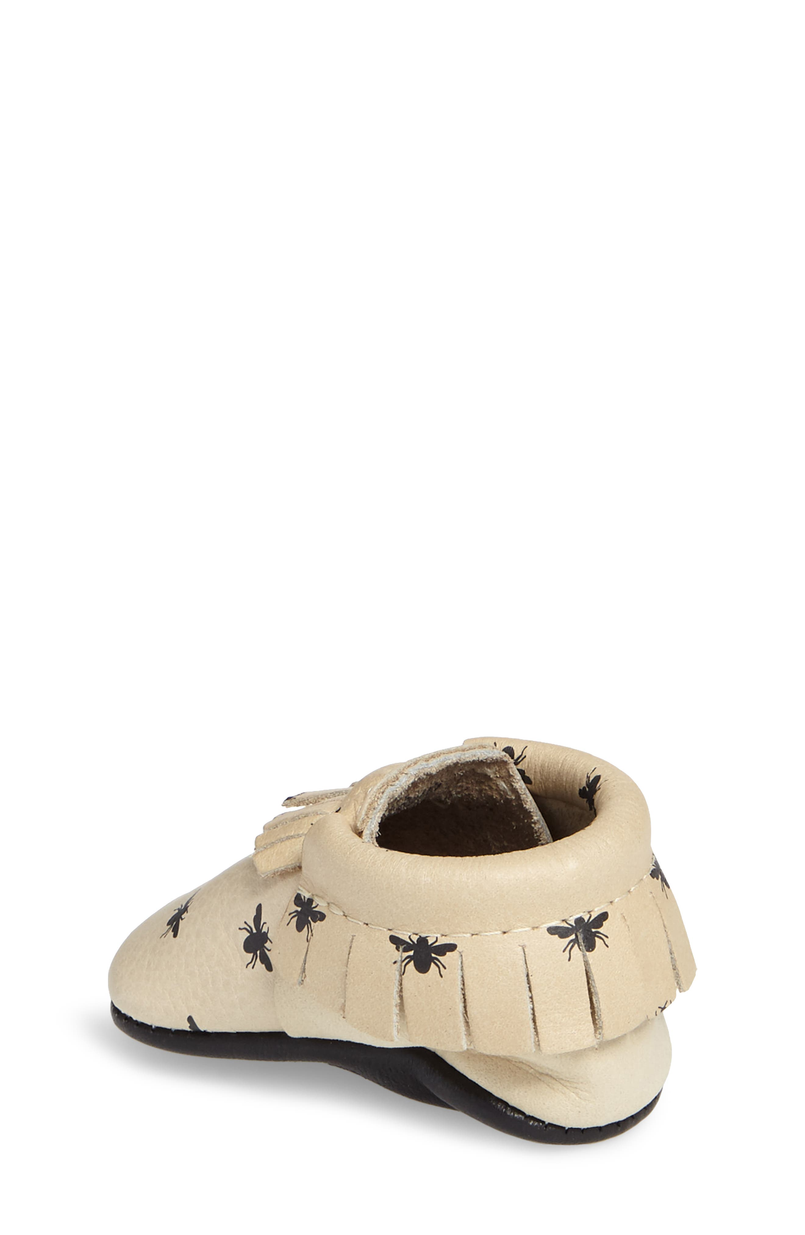 Honeybee Print Moccasin,                             Alternate thumbnail 2, color,                             250