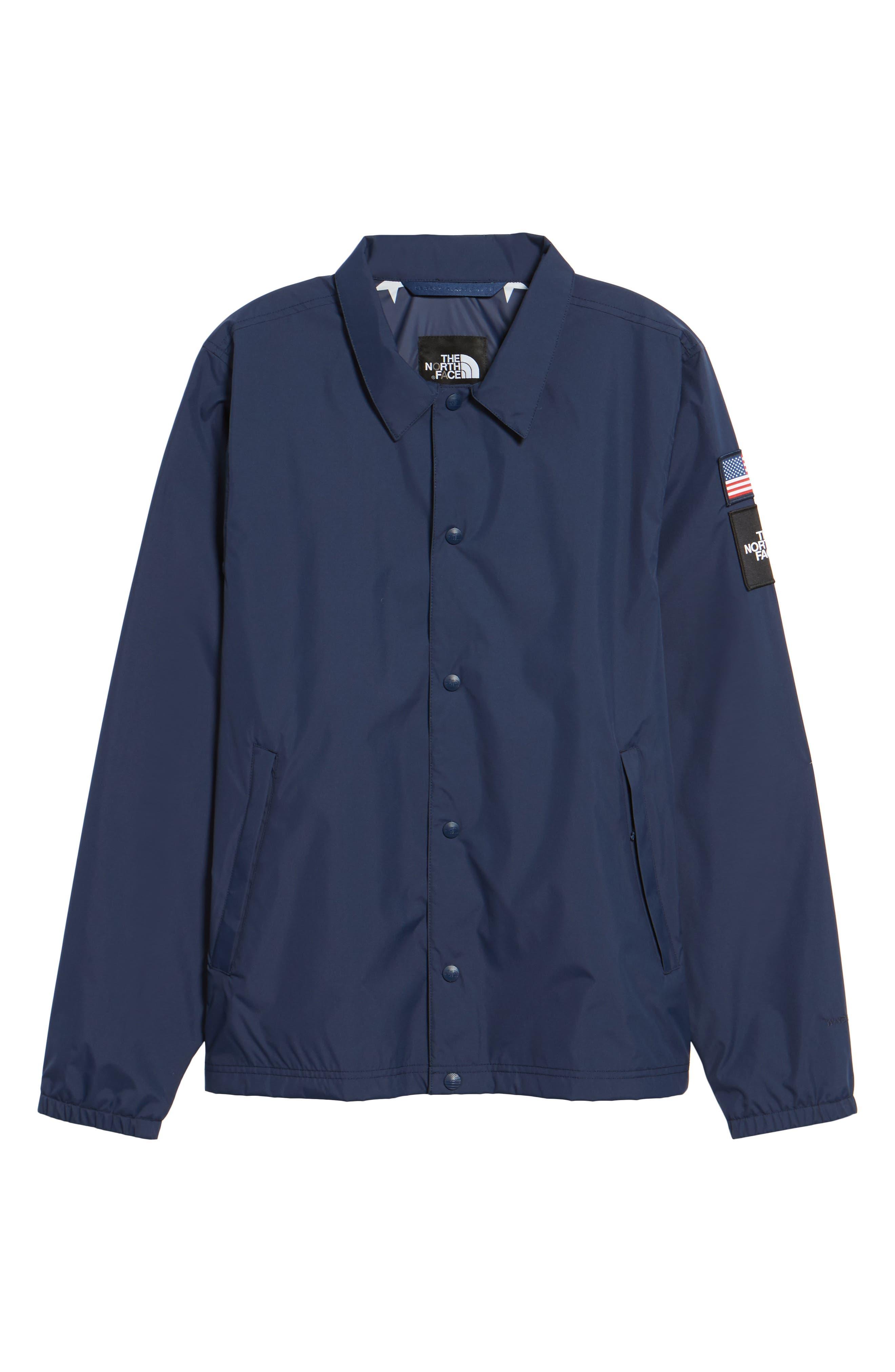 International Collection Coach Jacket,                             Alternate thumbnail 15, color,
