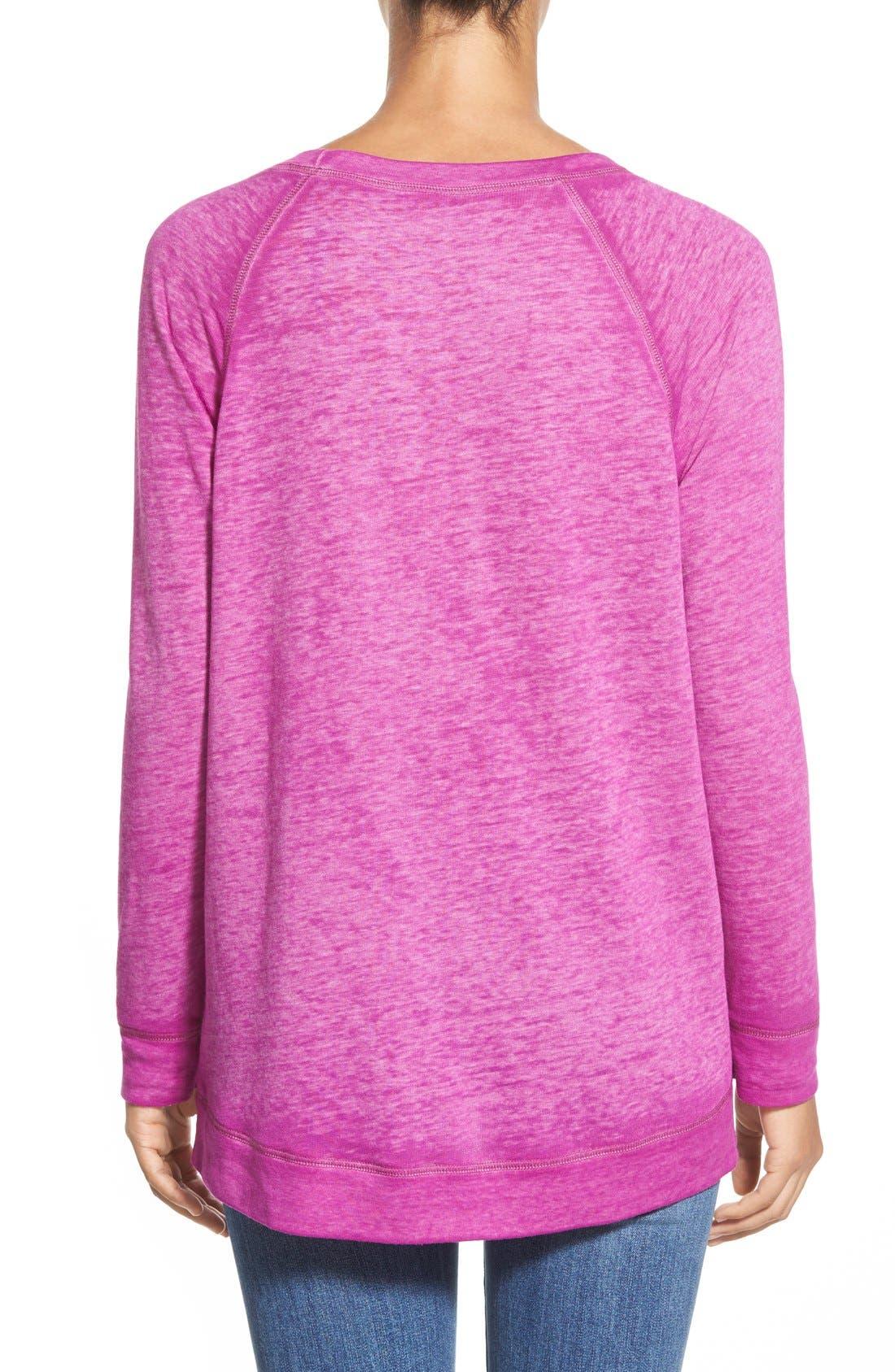 Burnout Sweatshirt,                             Alternate thumbnail 77, color,