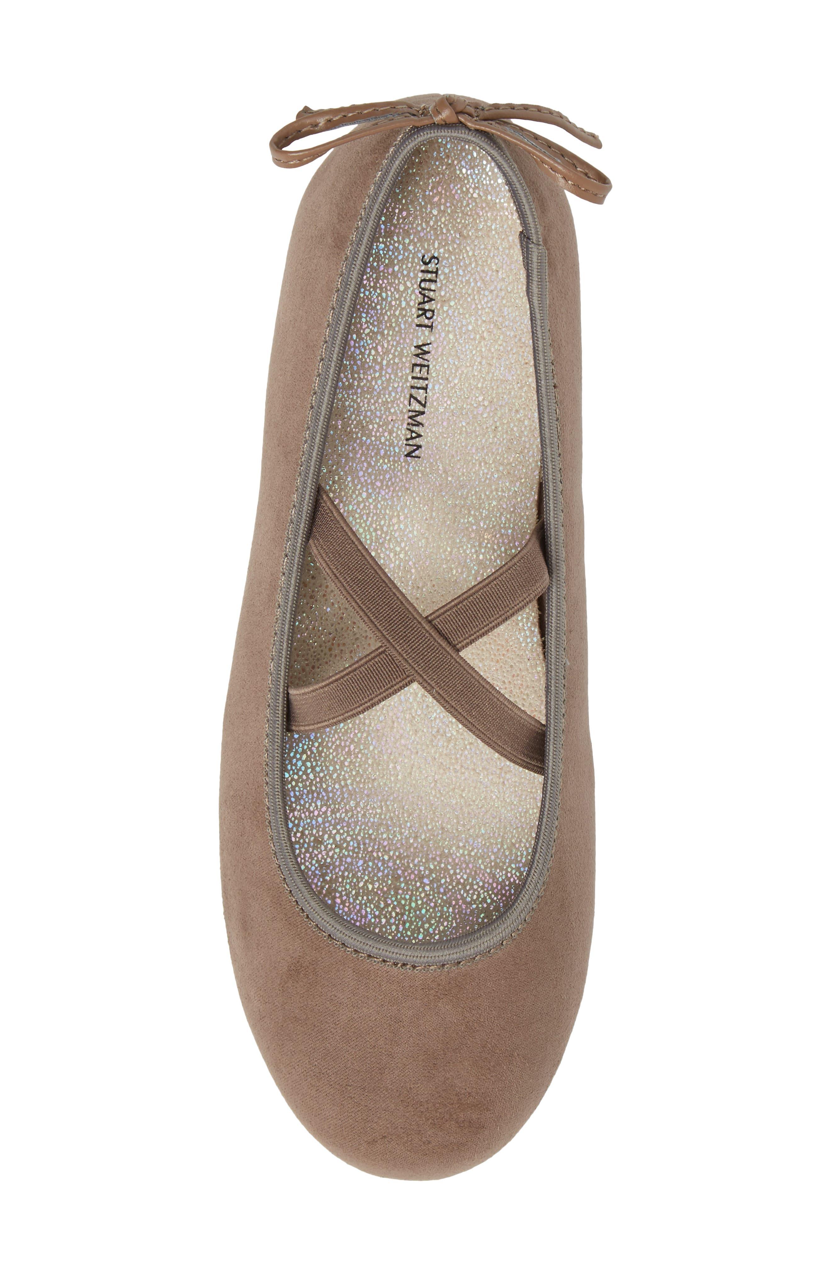 Fannie Bolshoi Ballet Flat,                             Alternate thumbnail 10, color,