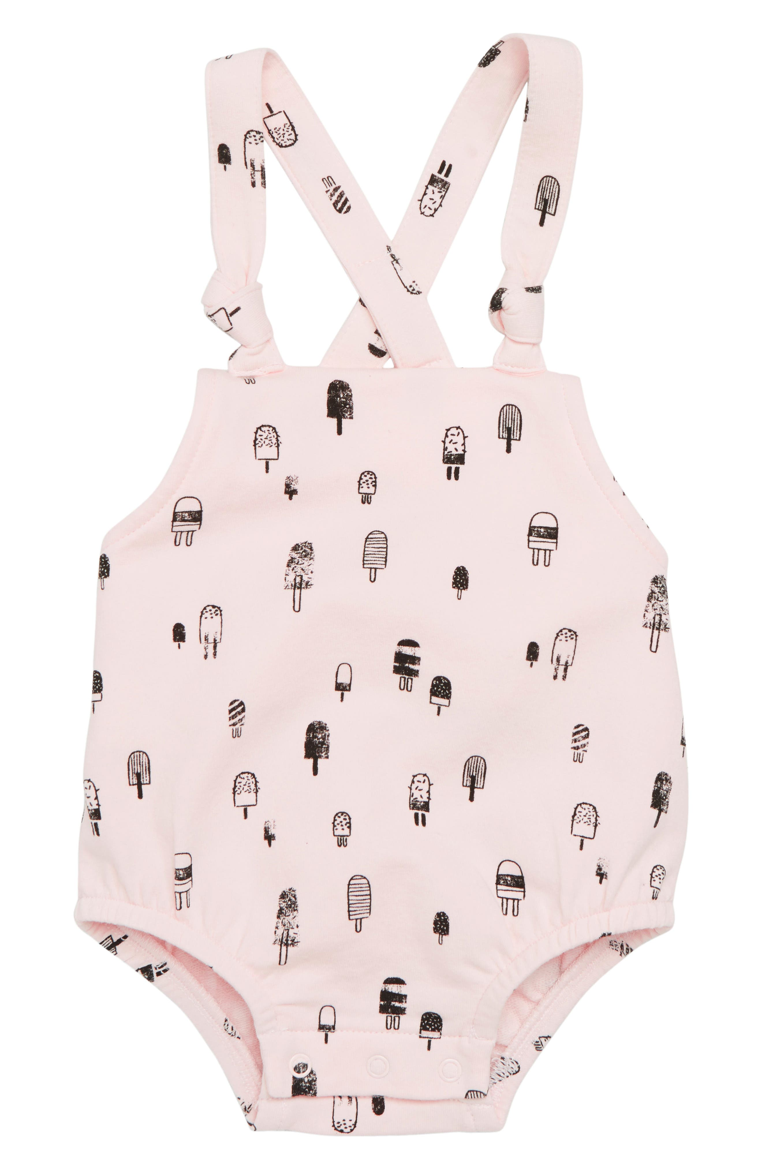 Ice Cream Sleeveless Bodysuit,                             Main thumbnail 1, color,                             680