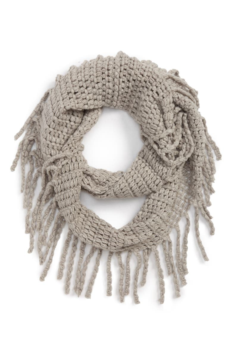 The Accessory Collective Fringe Infinity Scarf Nordstrom