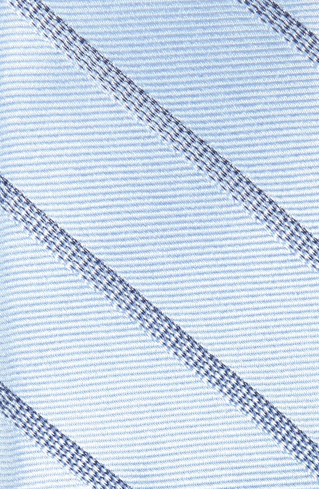 Pixel Stripe Silk Tie,                             Alternate thumbnail 2, color,                             055