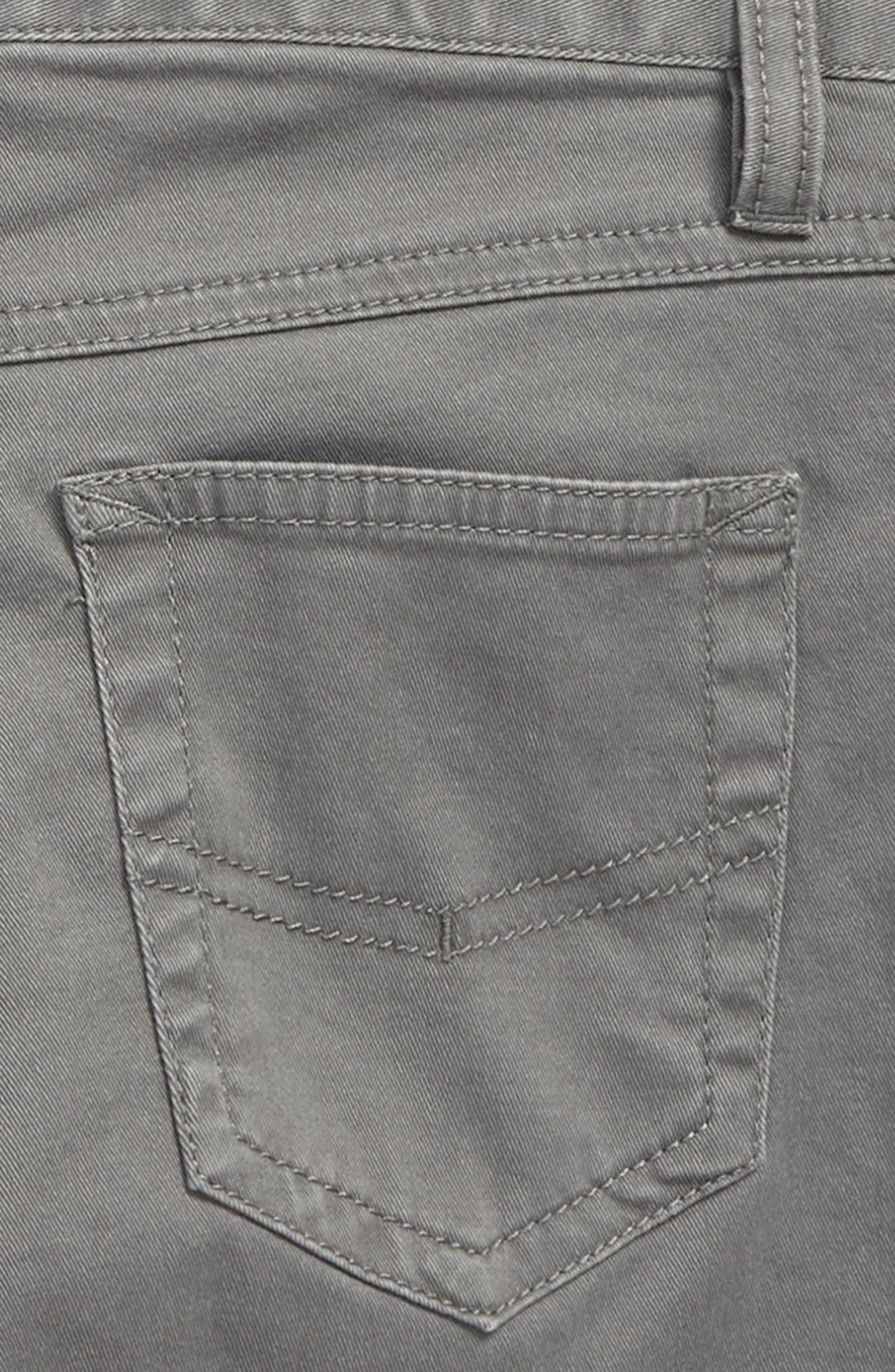 Stretch Twill Shorts,                             Alternate thumbnail 3, color,                             021