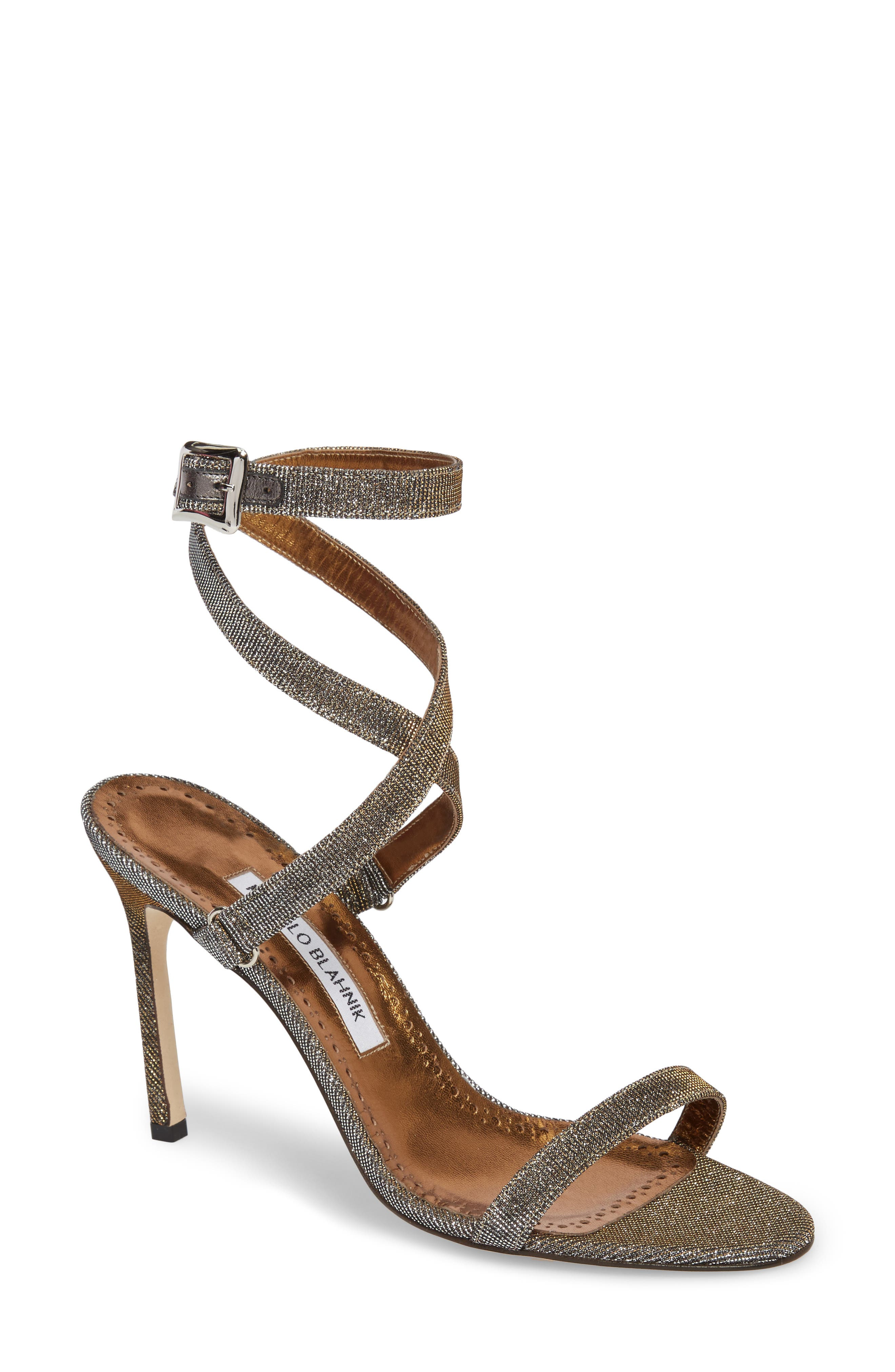 Newfi Ankle Strap Sandal,                             Main thumbnail 1, color,                             041