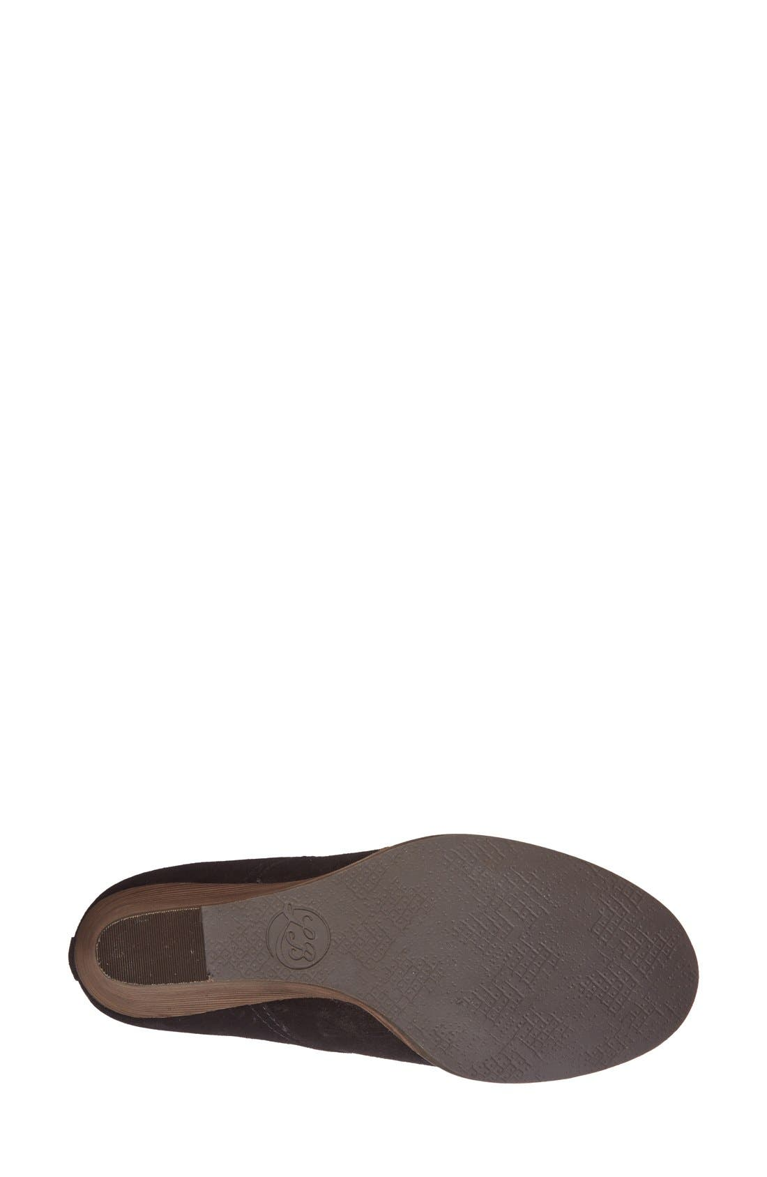 'Yoniana' Wedge Bootie,                             Alternate thumbnail 6, color,