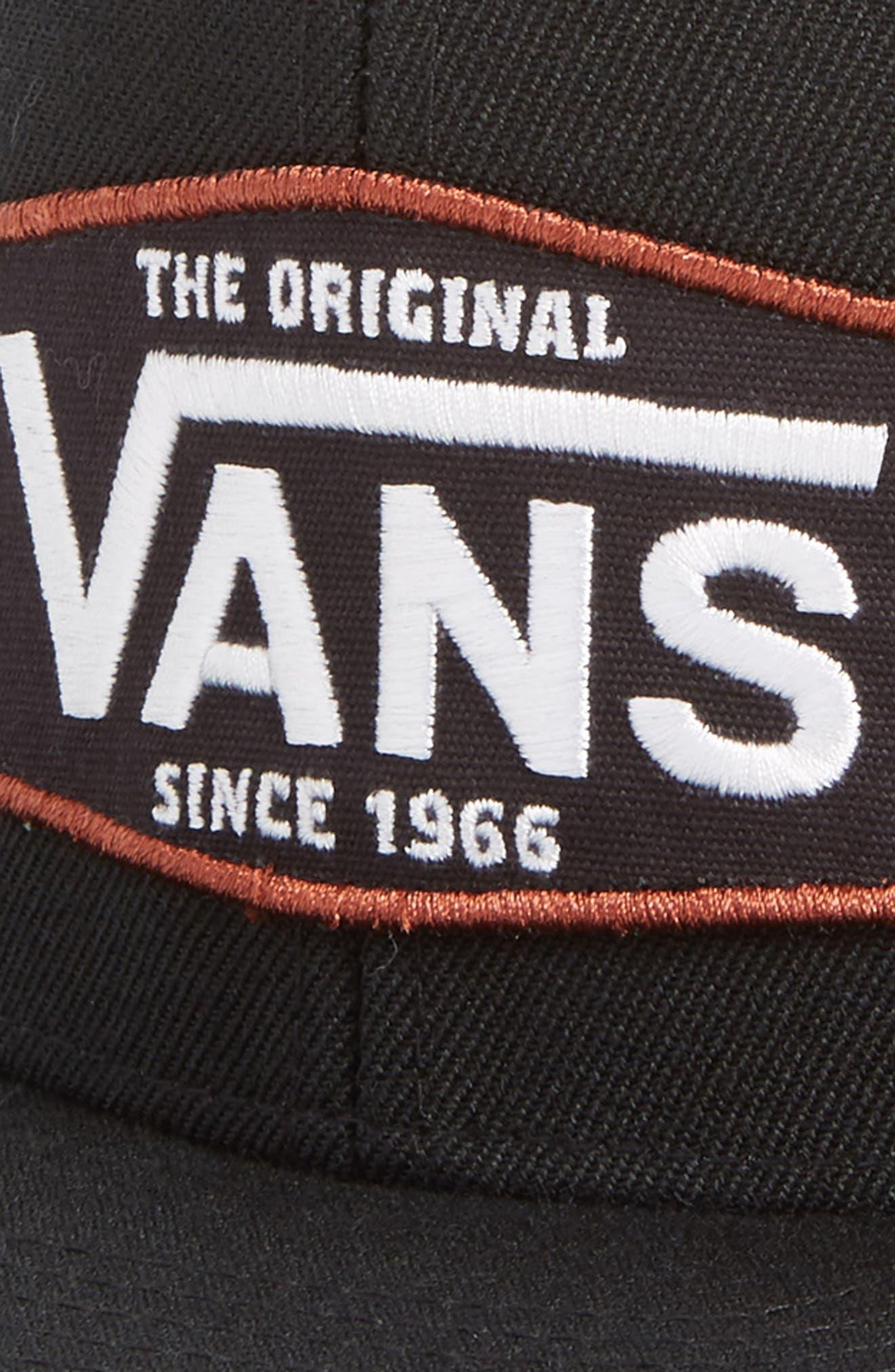 Westgate Snapback Baseball Cap,                             Alternate thumbnail 3, color,                             BLACK