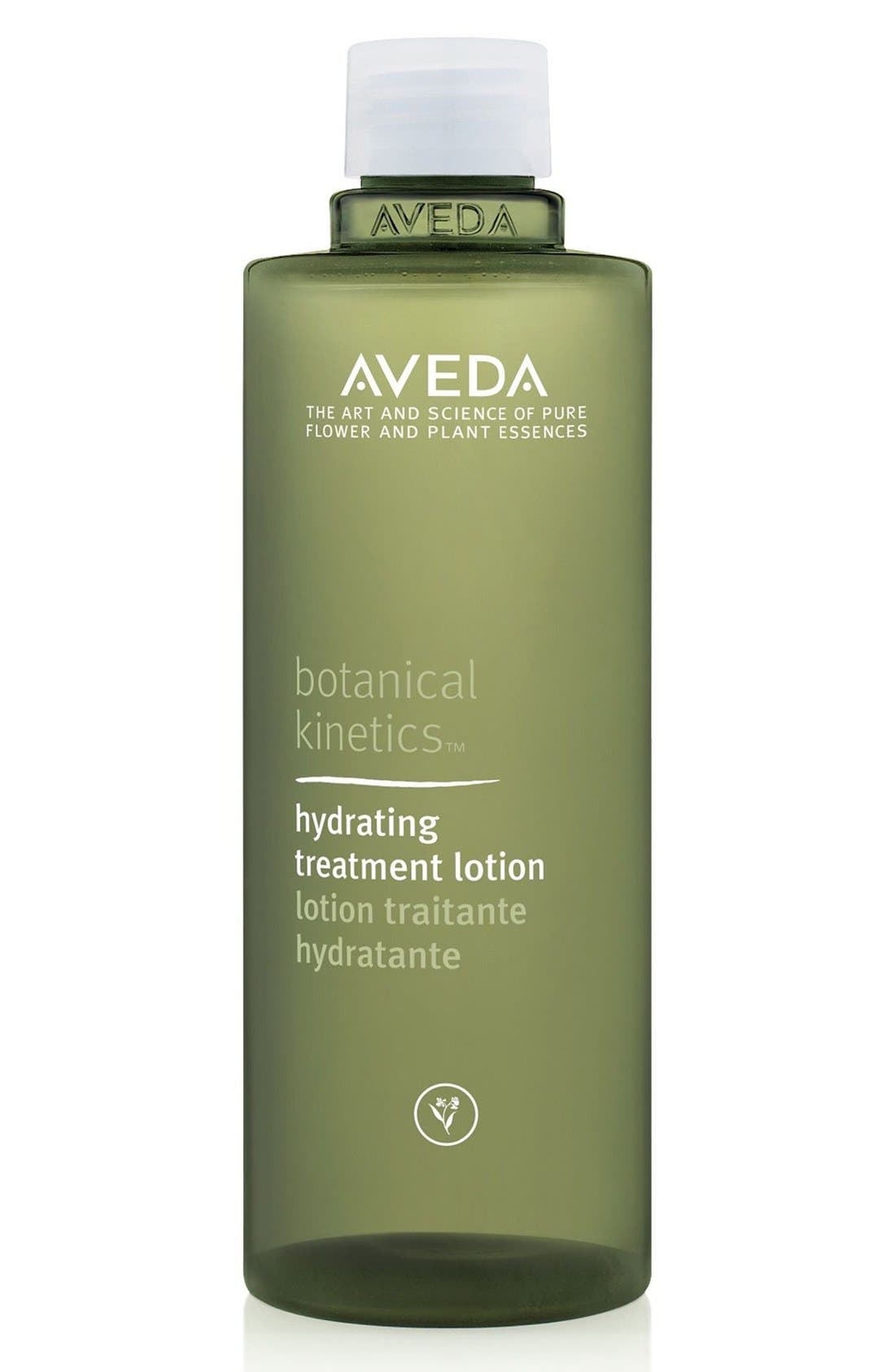 AVEDA,                             botanical kinetics<sup>™</sup> Hydrating Treatment Lotion,                             Main thumbnail 1, color,                             NO COLOR