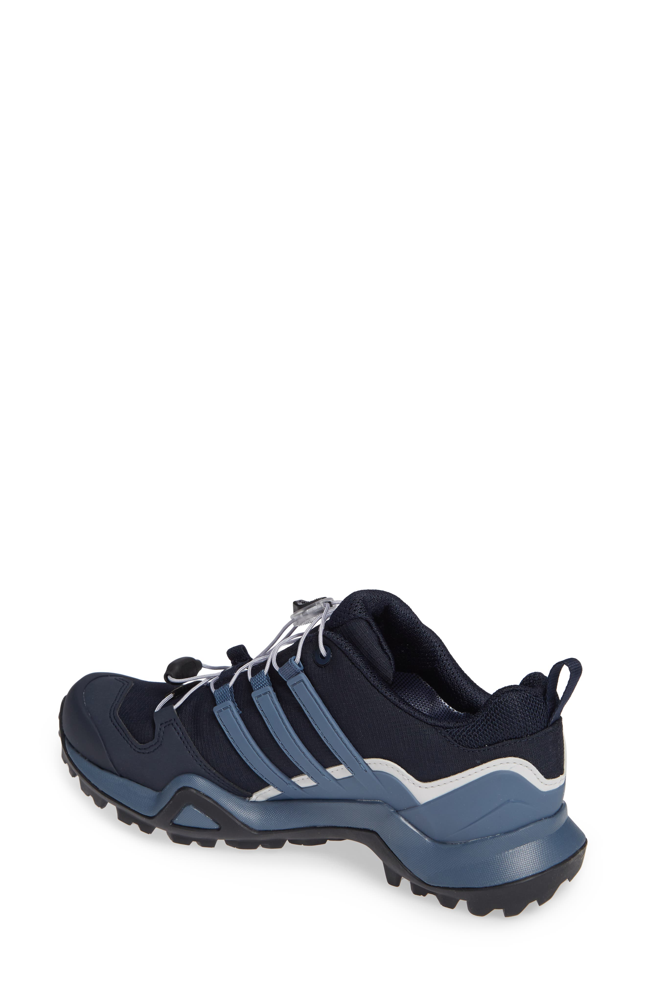 Terrex Swift R2 Gore-Tex<sup>®</sup> Hiking Shoe,                             Alternate thumbnail 2, color,                             LEGEND INK/ TECH INK/ GREY