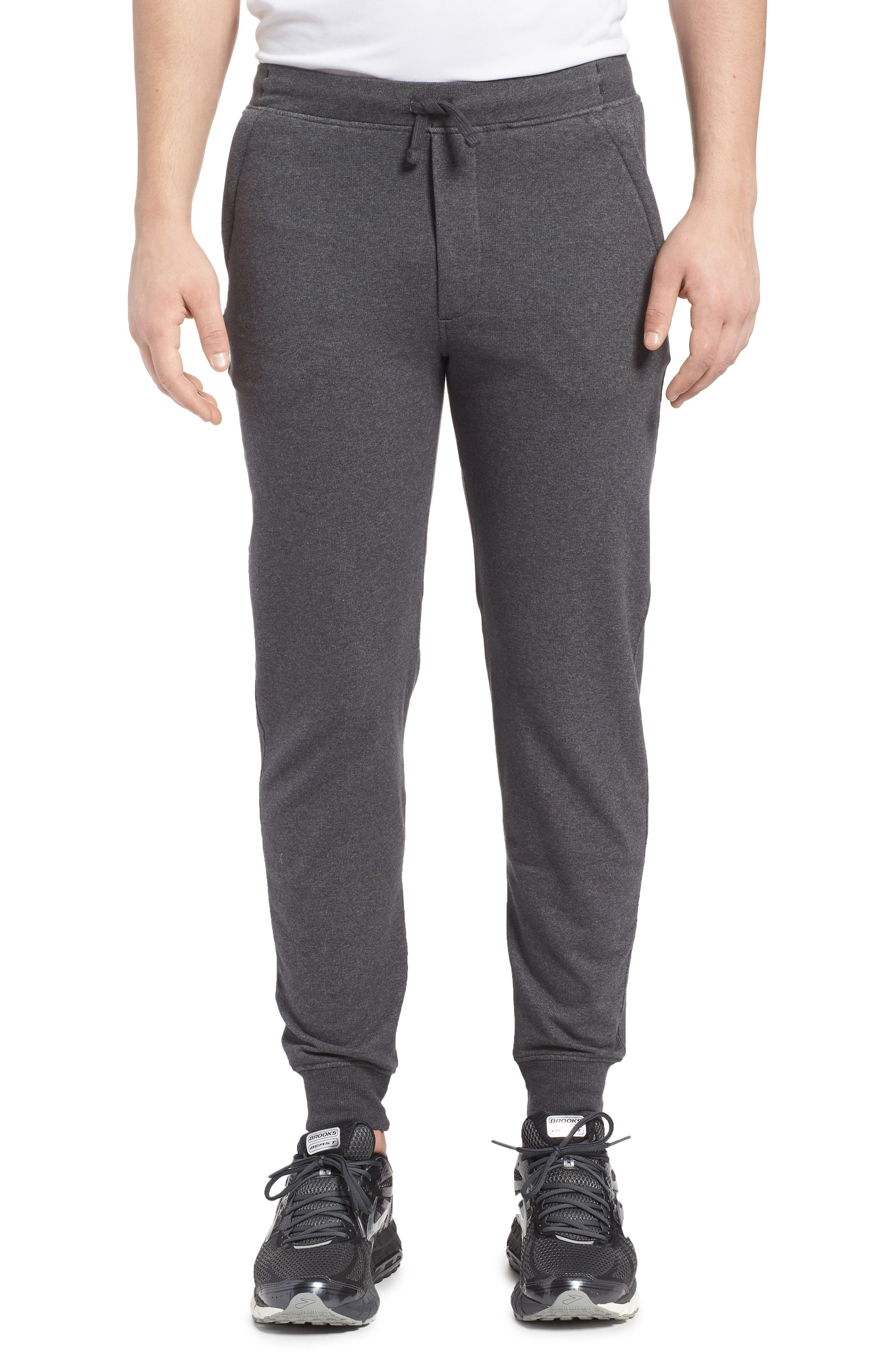 M's Mahnya Fleece Jogger Pants,                         Main,                         color, 020