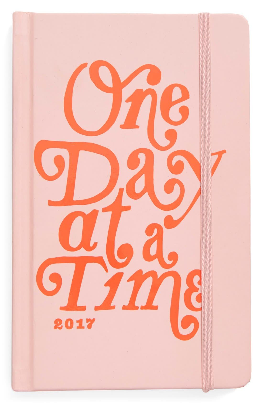 'Classic - One Day At A Time' Hardcover 17-Month Agenda,                             Main thumbnail 1, color,                             800