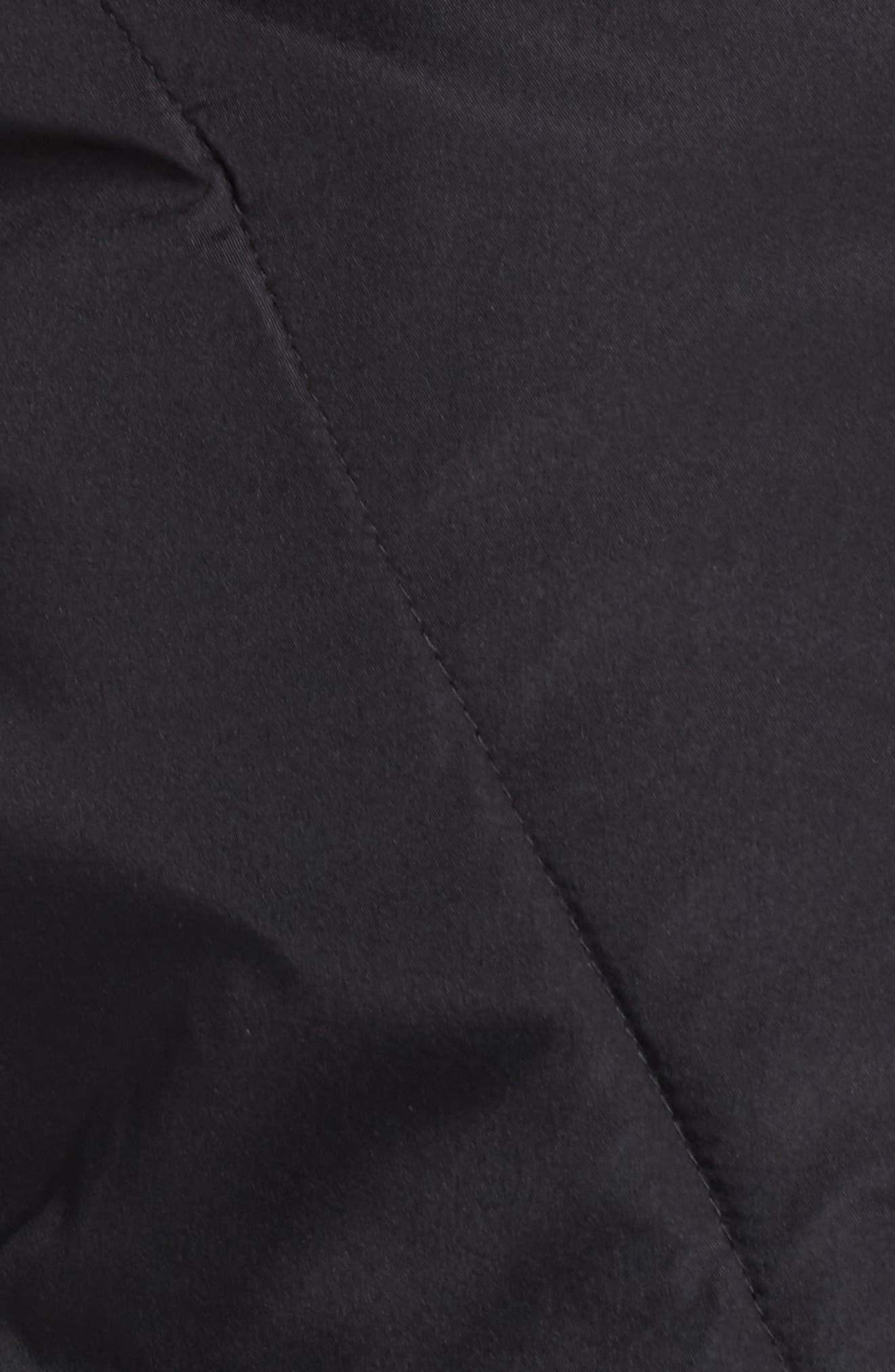 Beyond Hooded Puffer Jacket,                             Alternate thumbnail 7, color,                             001