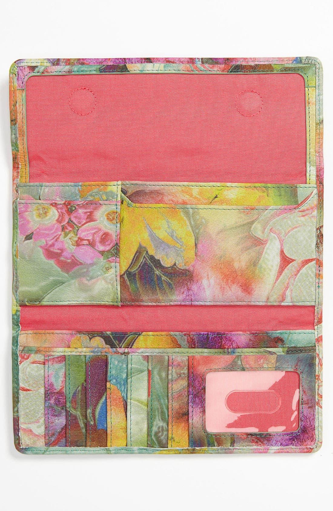 'Sadie' Leather Wallet,                             Alternate thumbnail 164, color,