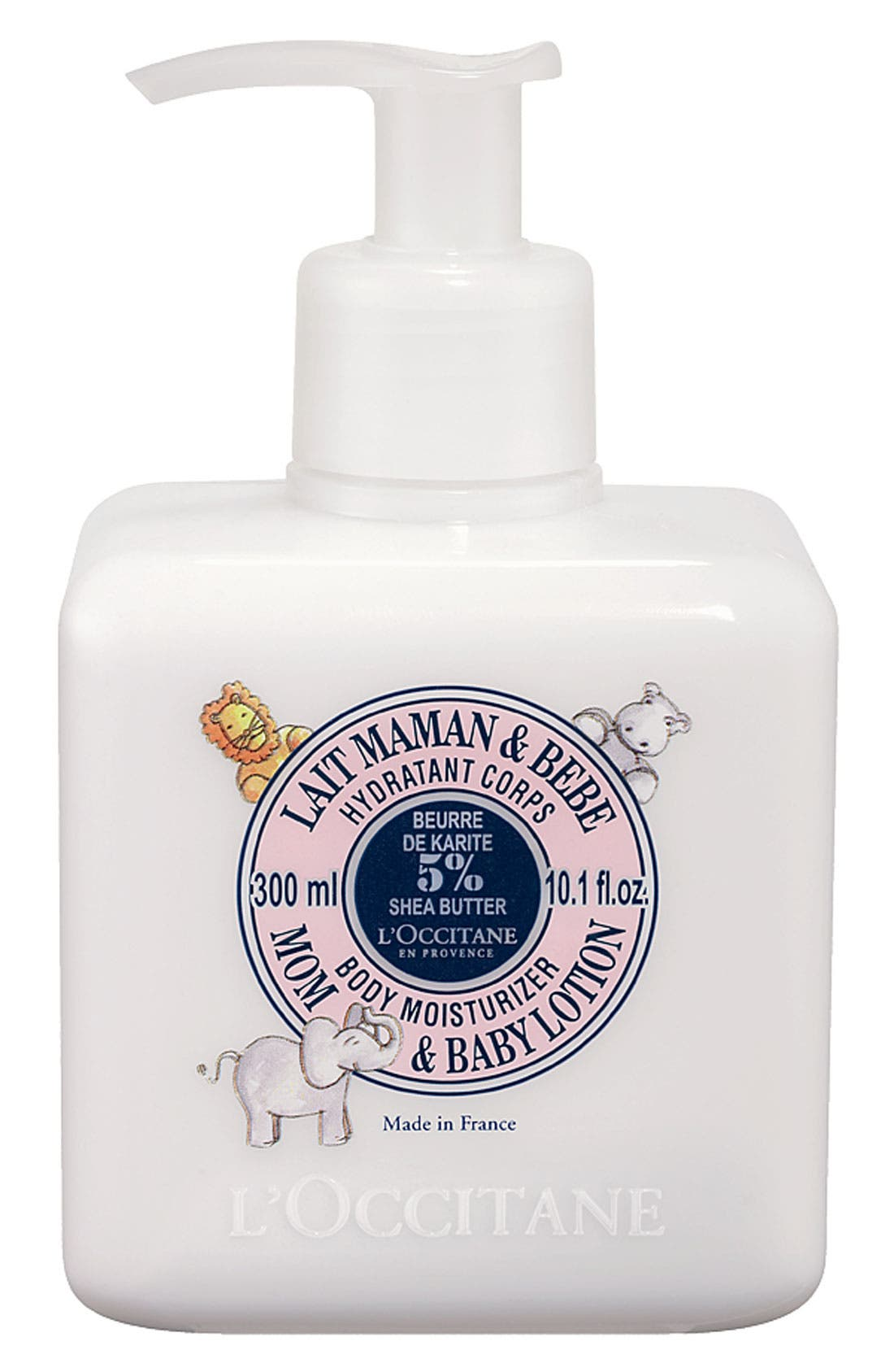 Mom & Baby Body Lotion, Main, color, 000