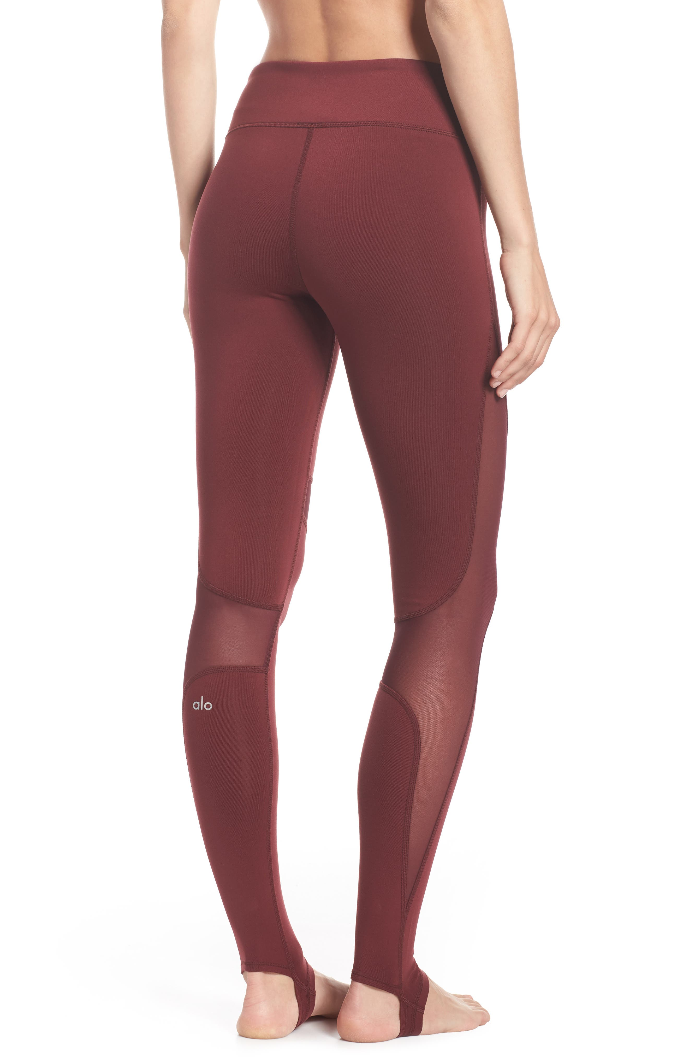 Coast High Waist Stirrup Leggings,                             Alternate thumbnail 2, color,                             936