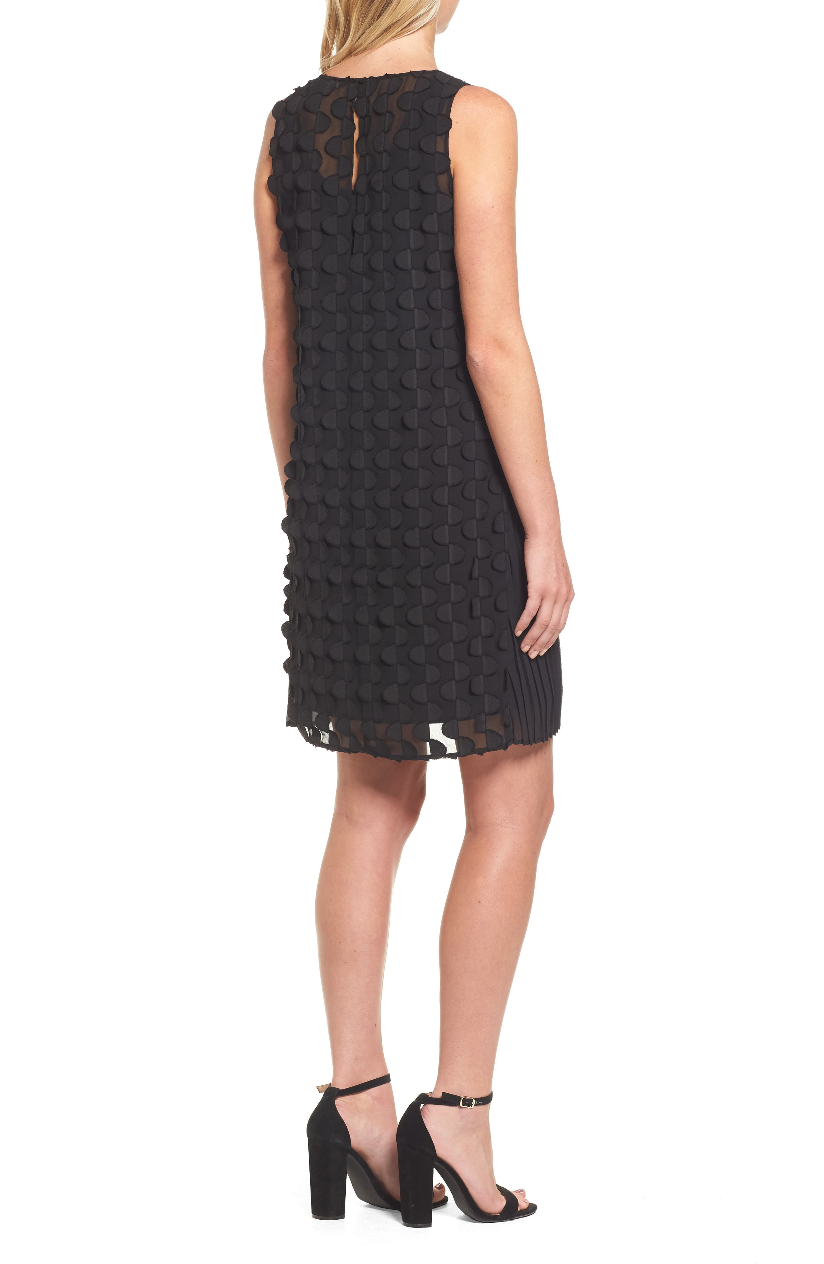 Nic + Zoe Showtime Shift Dress,                             Alternate thumbnail 2, color,                             004