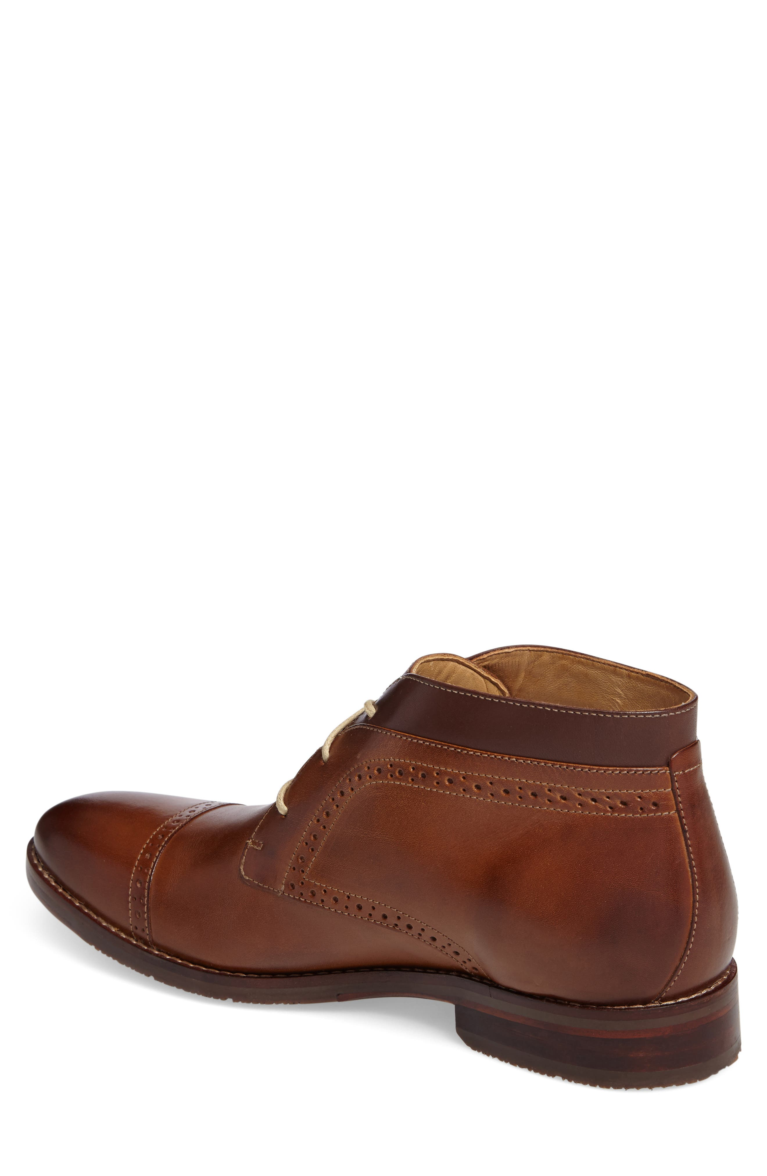 Garner Cap Toe Chukka Boot,                             Alternate thumbnail 2, color,