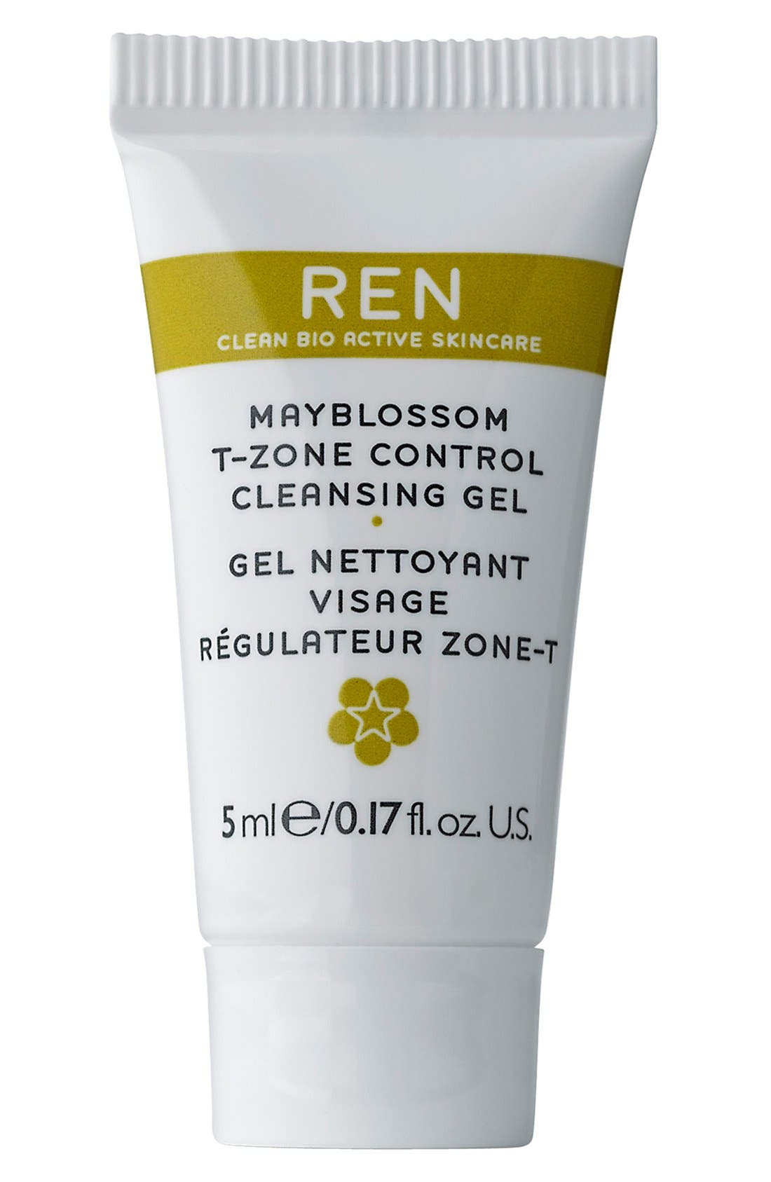 Mayblossom T-Zone Control Cleansing Gel,                             Main thumbnail 1, color,                             000