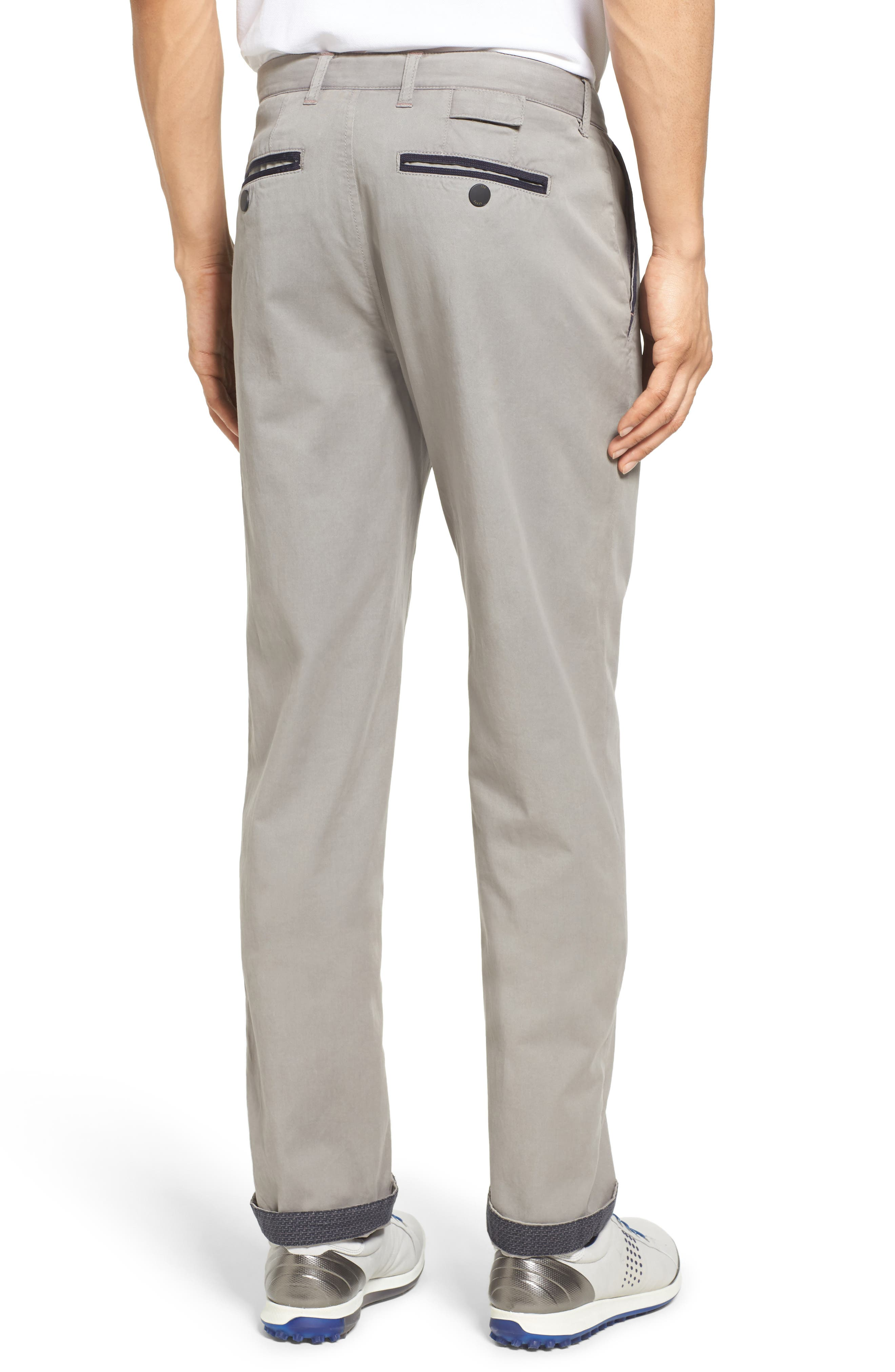 Water Resistant Golf Chinos,                             Alternate thumbnail 7, color,
