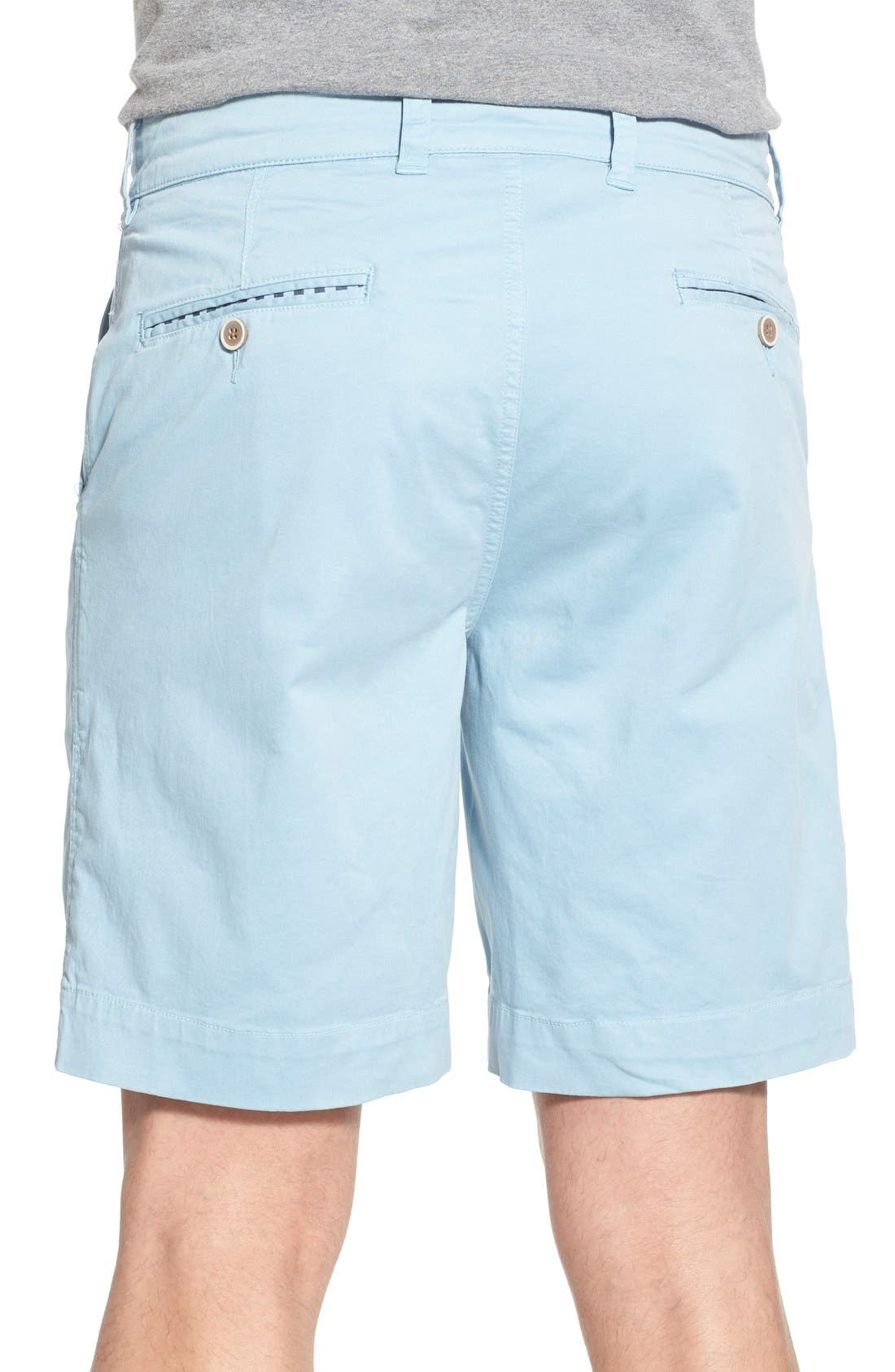 'Sunny' Stretch Chino Shorts,                             Alternate thumbnail 17, color,