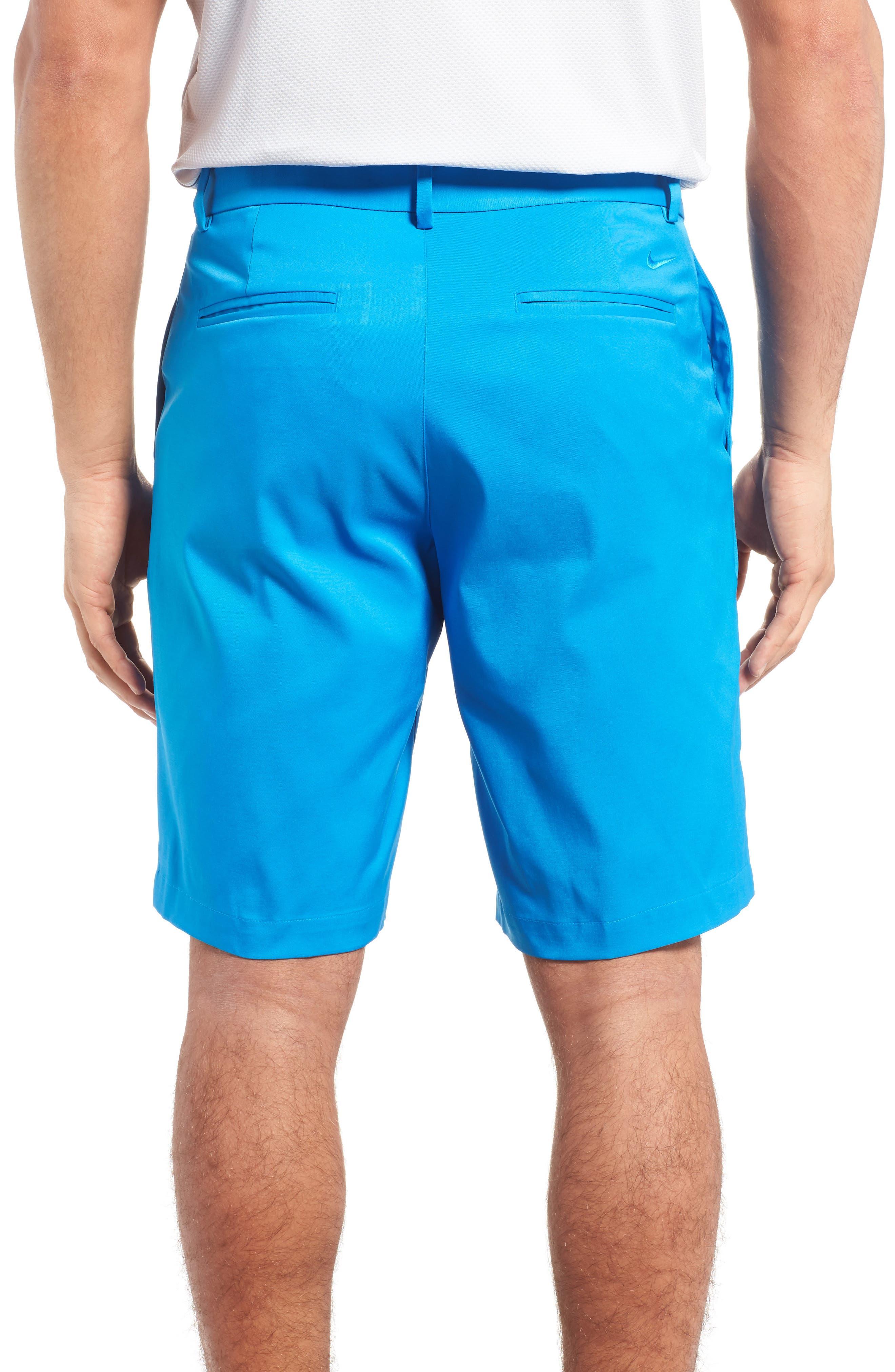 Flat Front Golf Shorts,                             Alternate thumbnail 18, color,