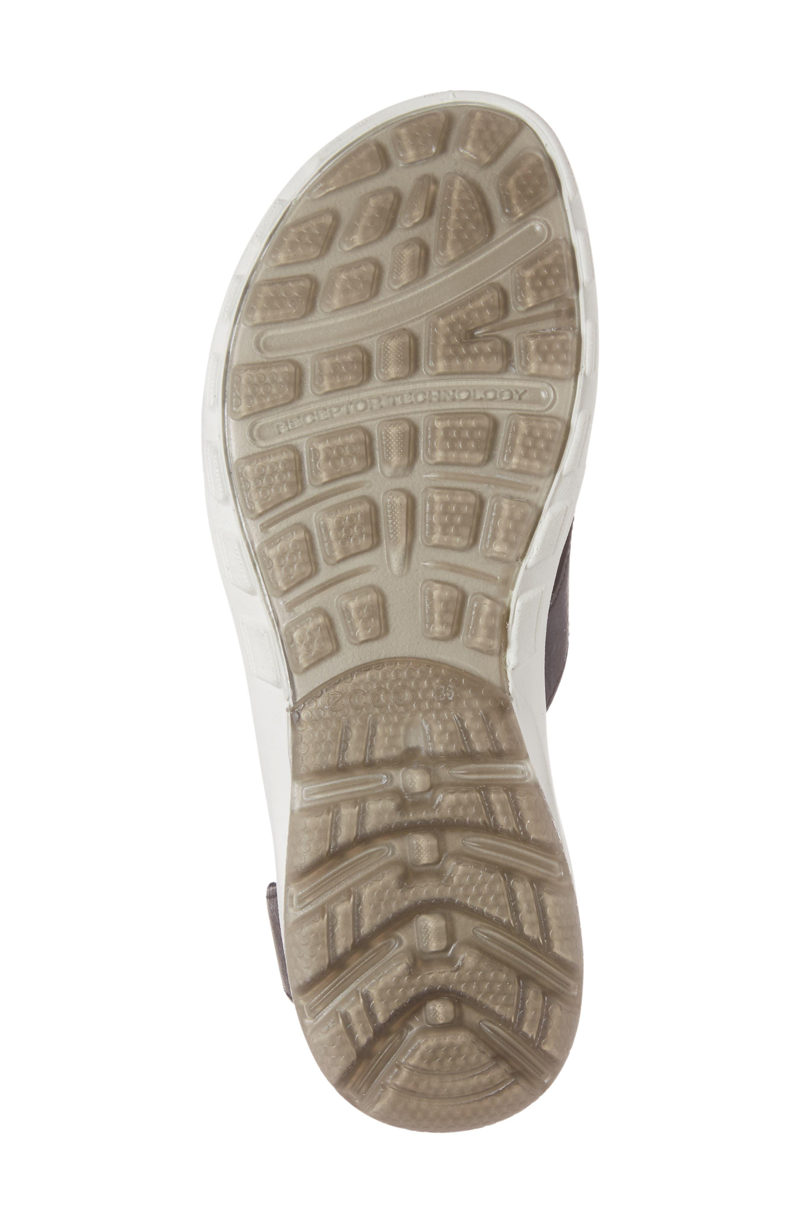 ECCO,                             Cruise Sport Sandal,                             Alternate thumbnail 6, color,                             001
