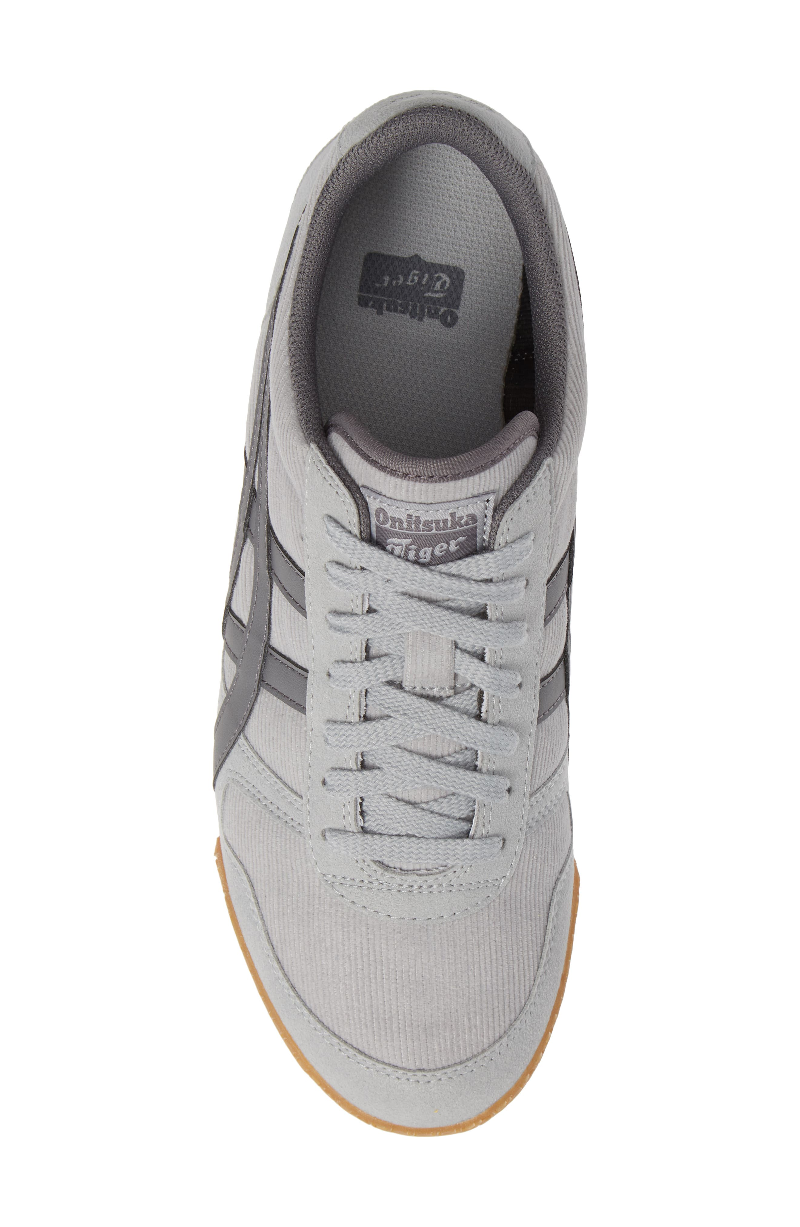 Ultimate 81 Sneaker,                             Alternate thumbnail 5, color,                             MID GREY/ CARBON