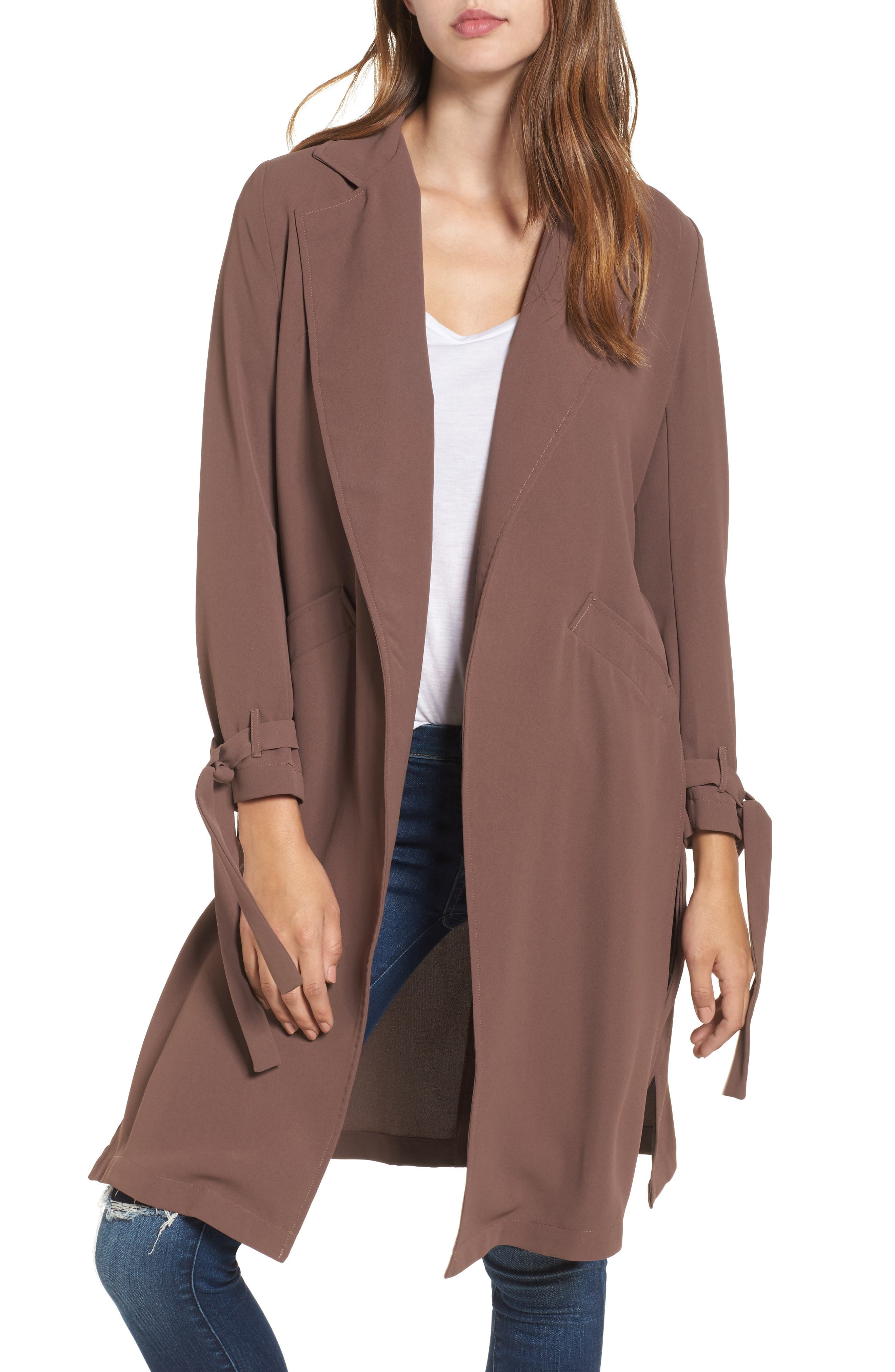 Trench Jacket,                         Main,                         color, 200
