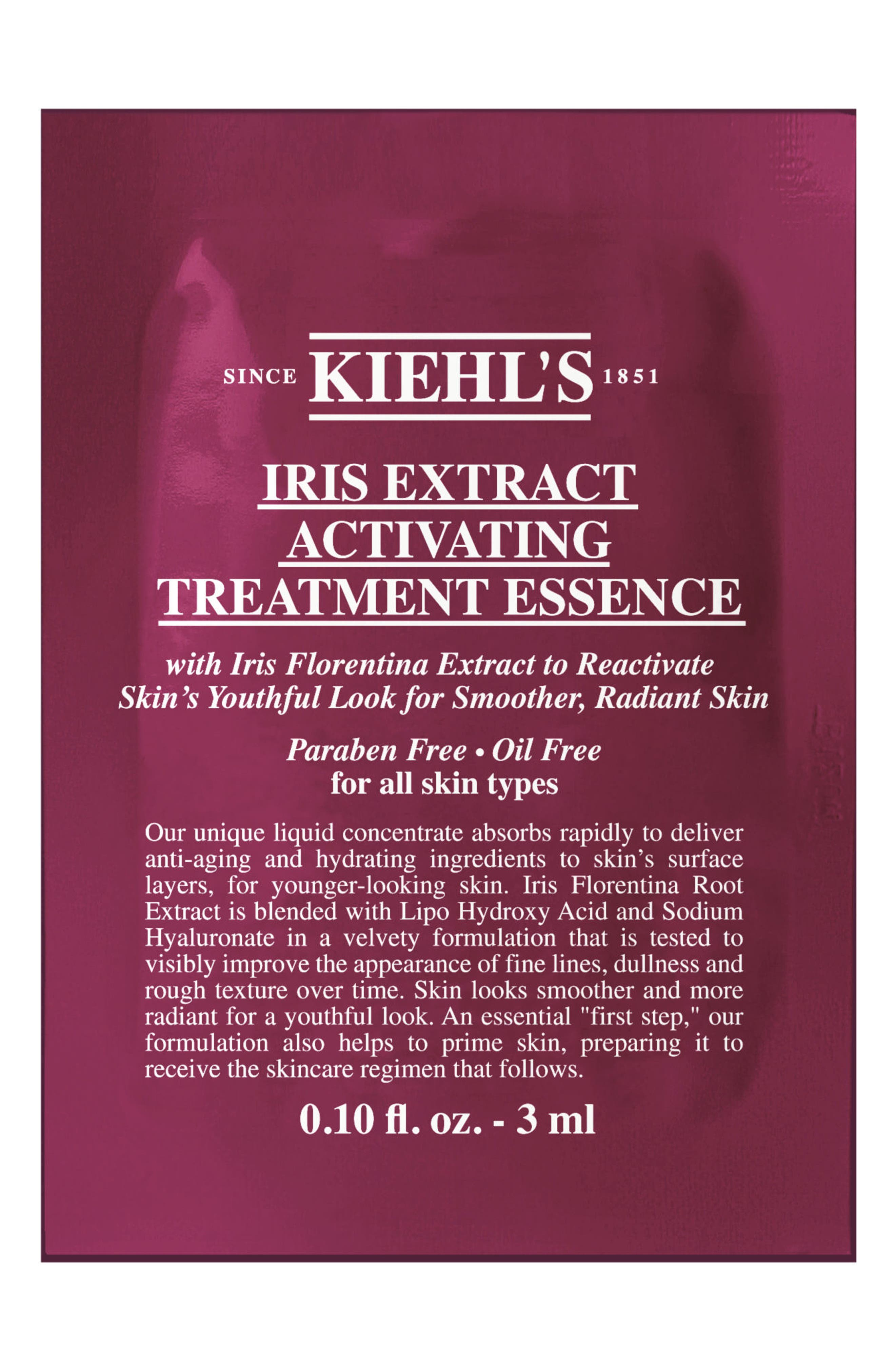 Iris Extract Activating Essence Treatment,                             Alternate thumbnail 3, color,                             NO COLOR