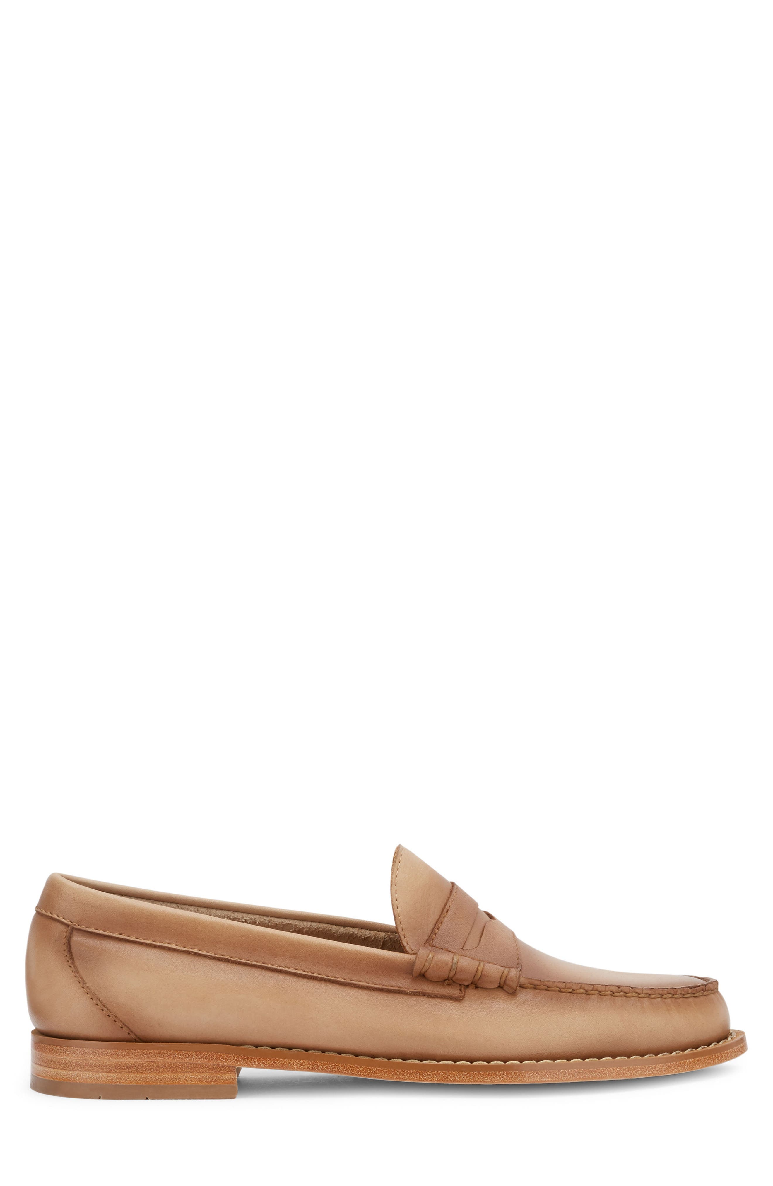 'Larson - Weejuns' Penny Loafer,                             Alternate thumbnail 3, color,                             VACHETTA LEATHER