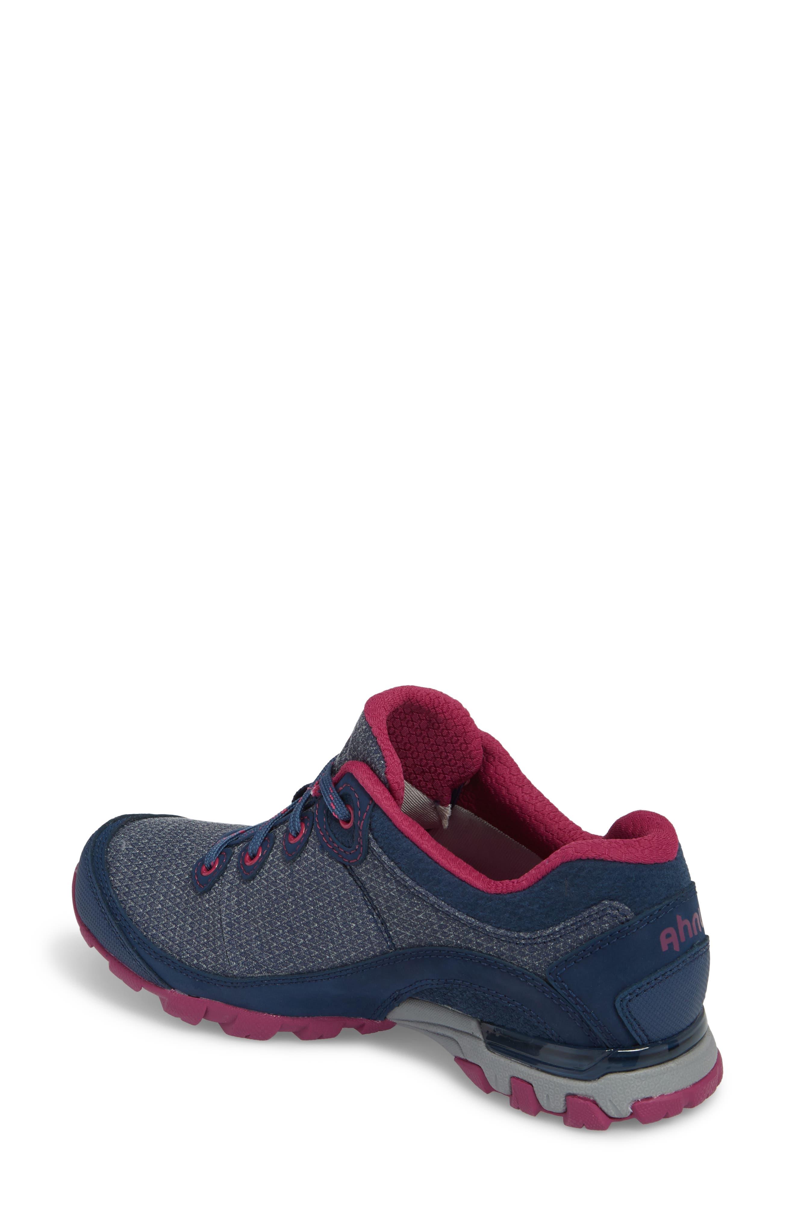 Ahnu by Teva Sugarpine II Waterproof Hiking Sneaker,                             Alternate thumbnail 2, color,                             INSIGNIA BLUE