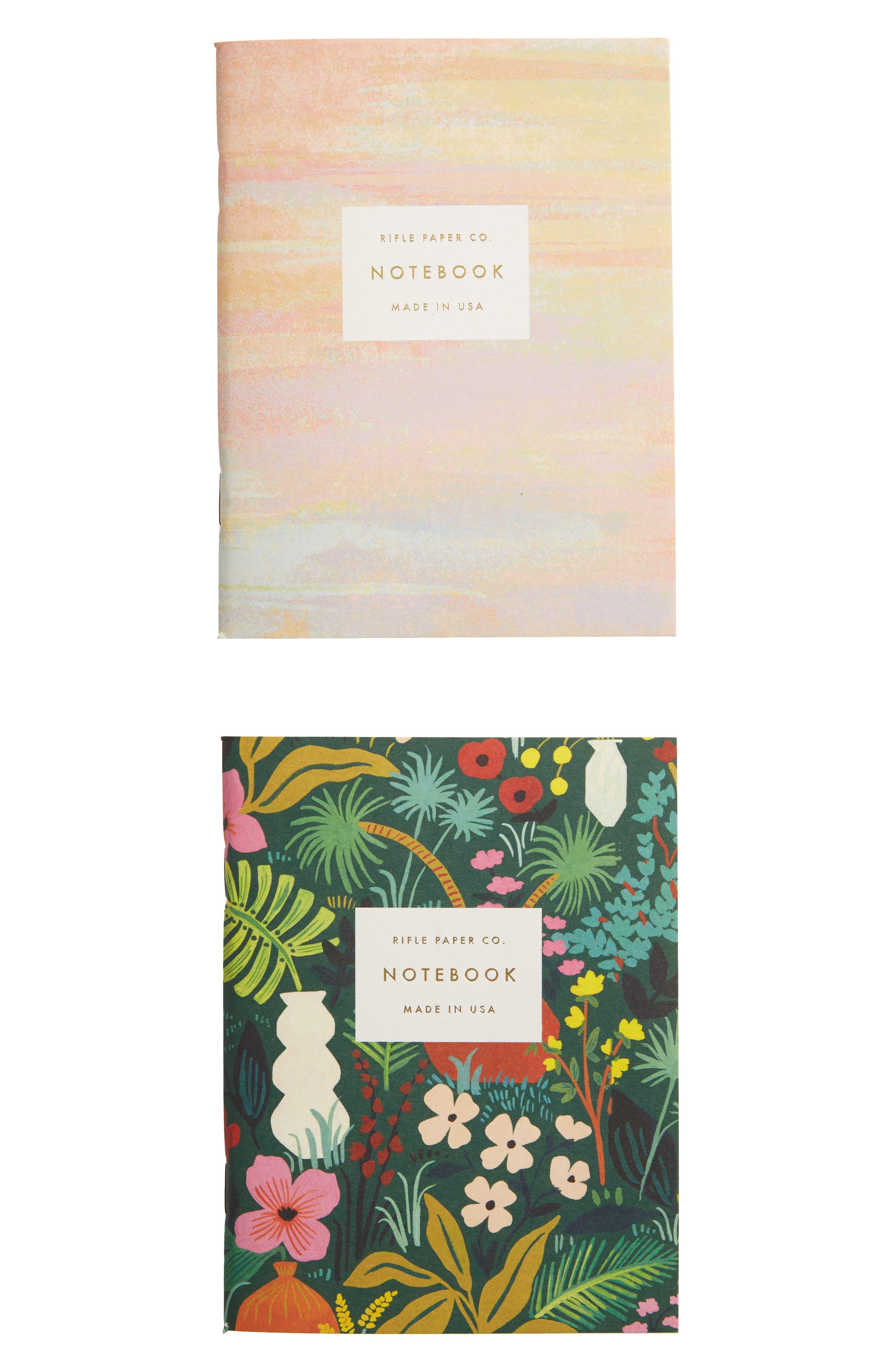 Terracotta 2-Pack Pocket Notebooks,                             Main thumbnail 1, color,                             100
