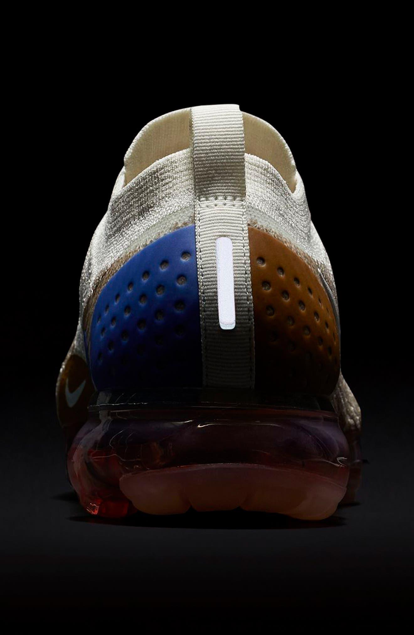 Air VaporMax Flyknit MOC 2 Running Shoe,                             Alternate thumbnail 5, color,                             250