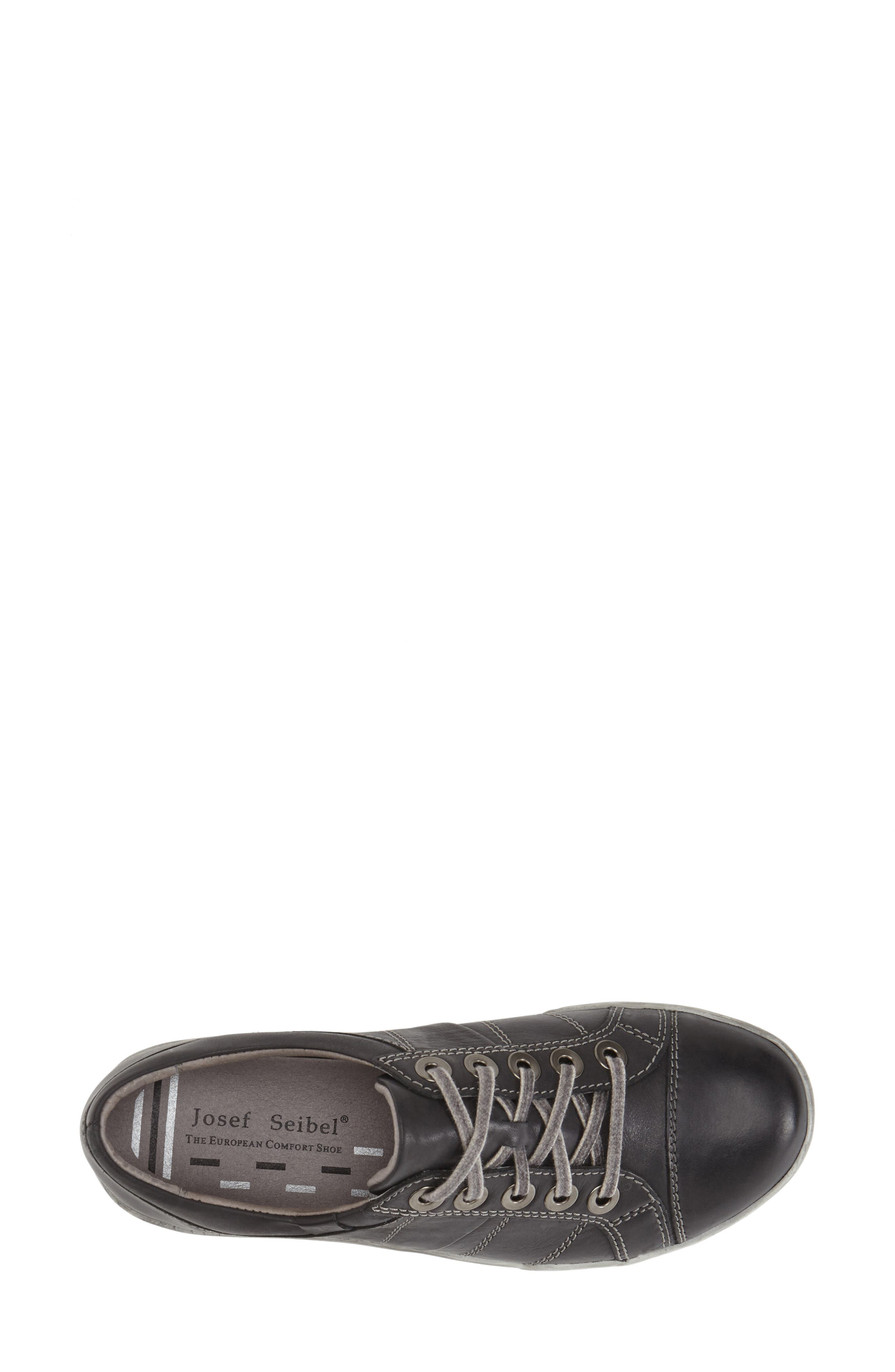'Dany 05' Leather Sneaker,                             Alternate thumbnail 19, color,