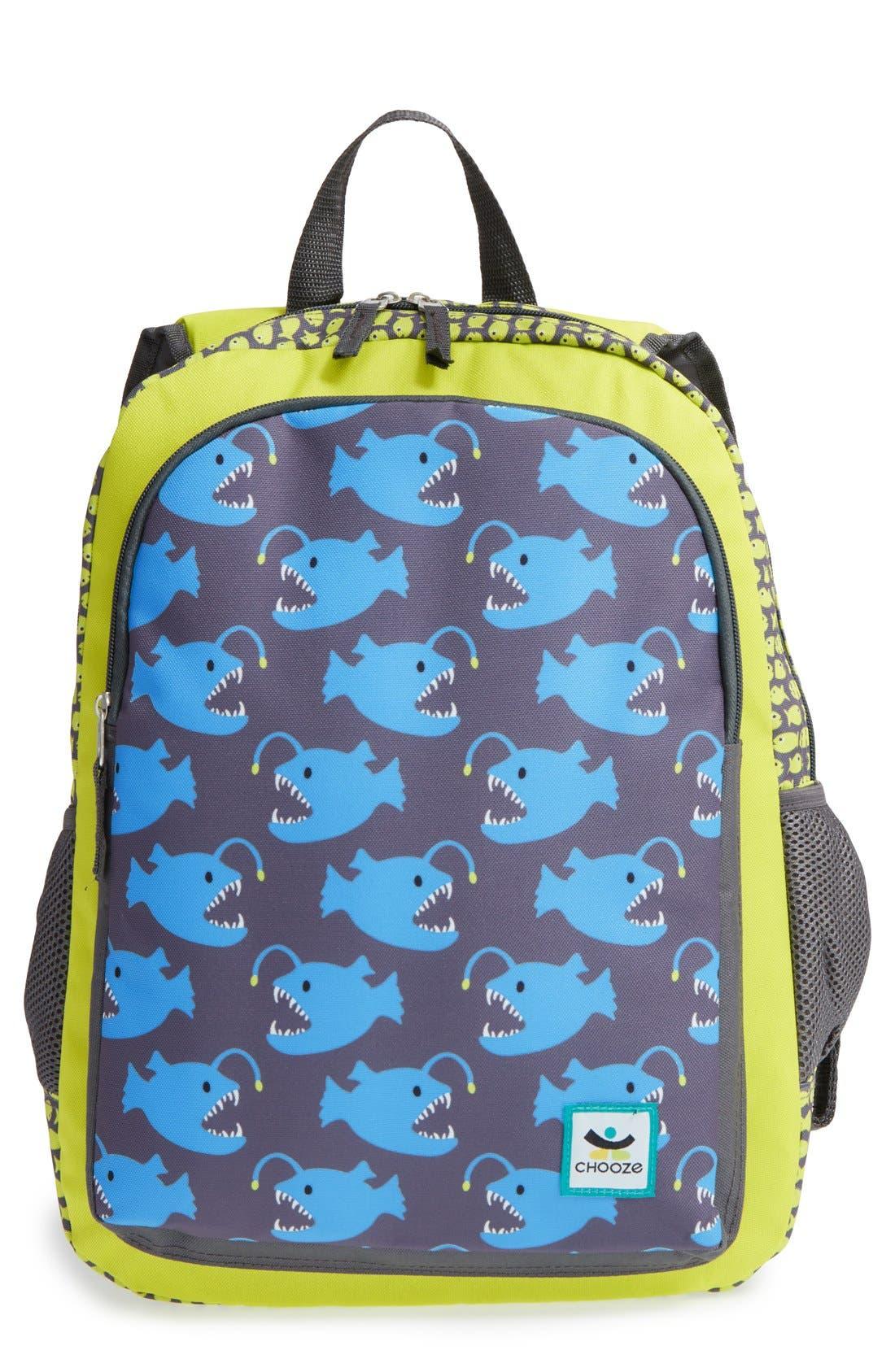Reversible Backpack,                         Main,                         color, 452