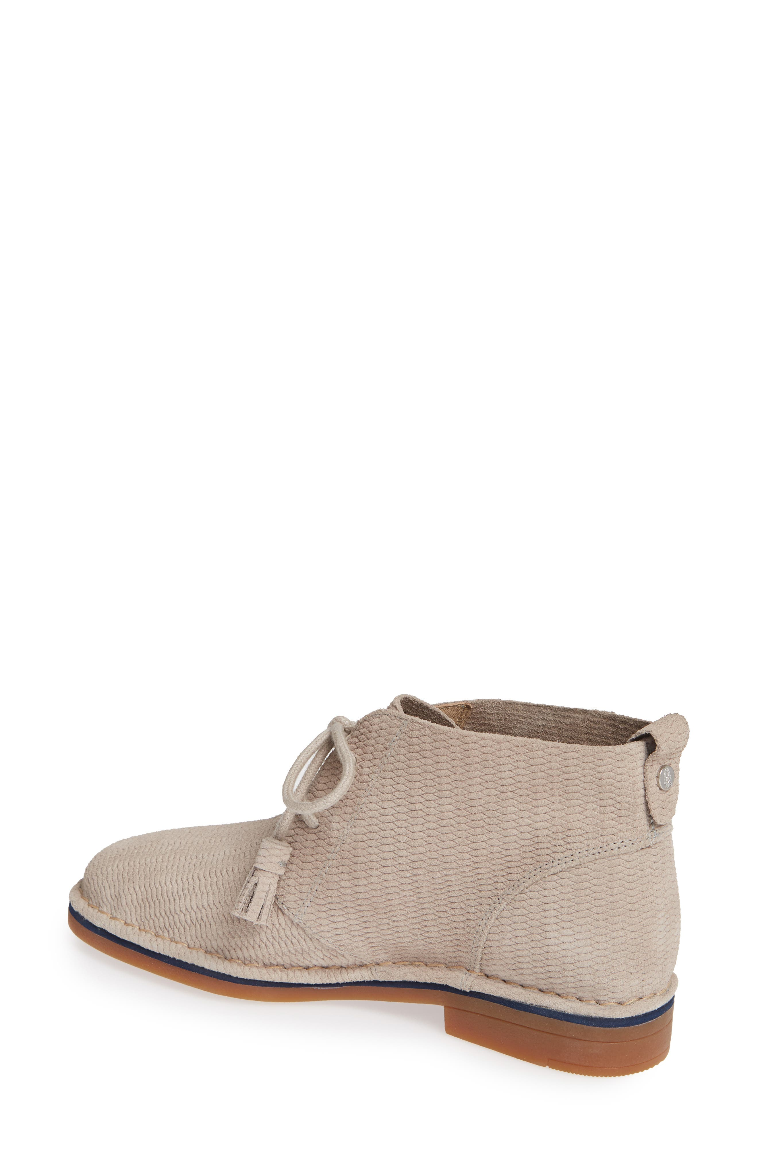 'Cyra Catelyn' Chukka Boot,                             Alternate thumbnail 2, color,                             ICE GREY SUEDE