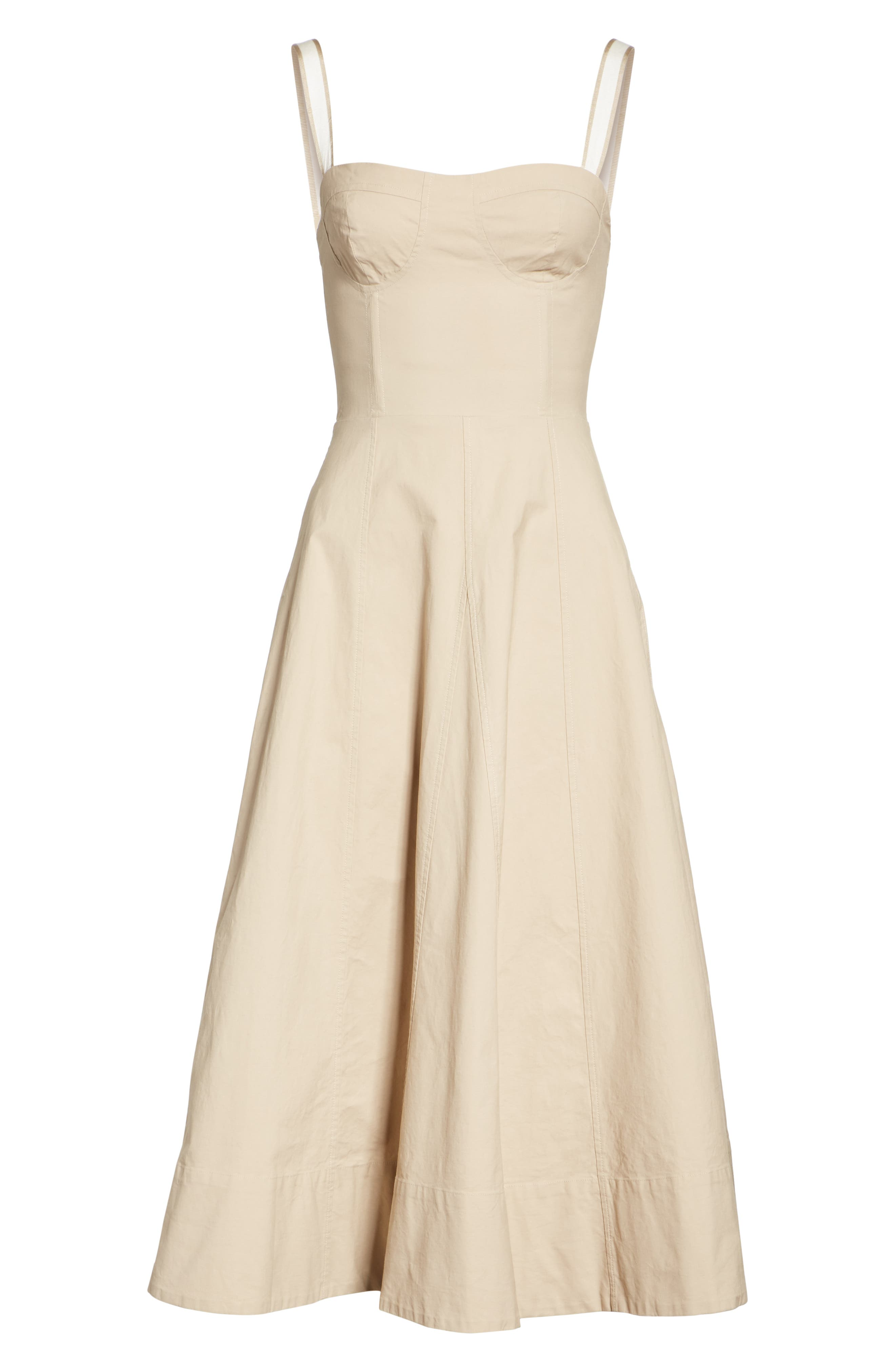 Briel Midi Dress,                             Alternate thumbnail 12, color,