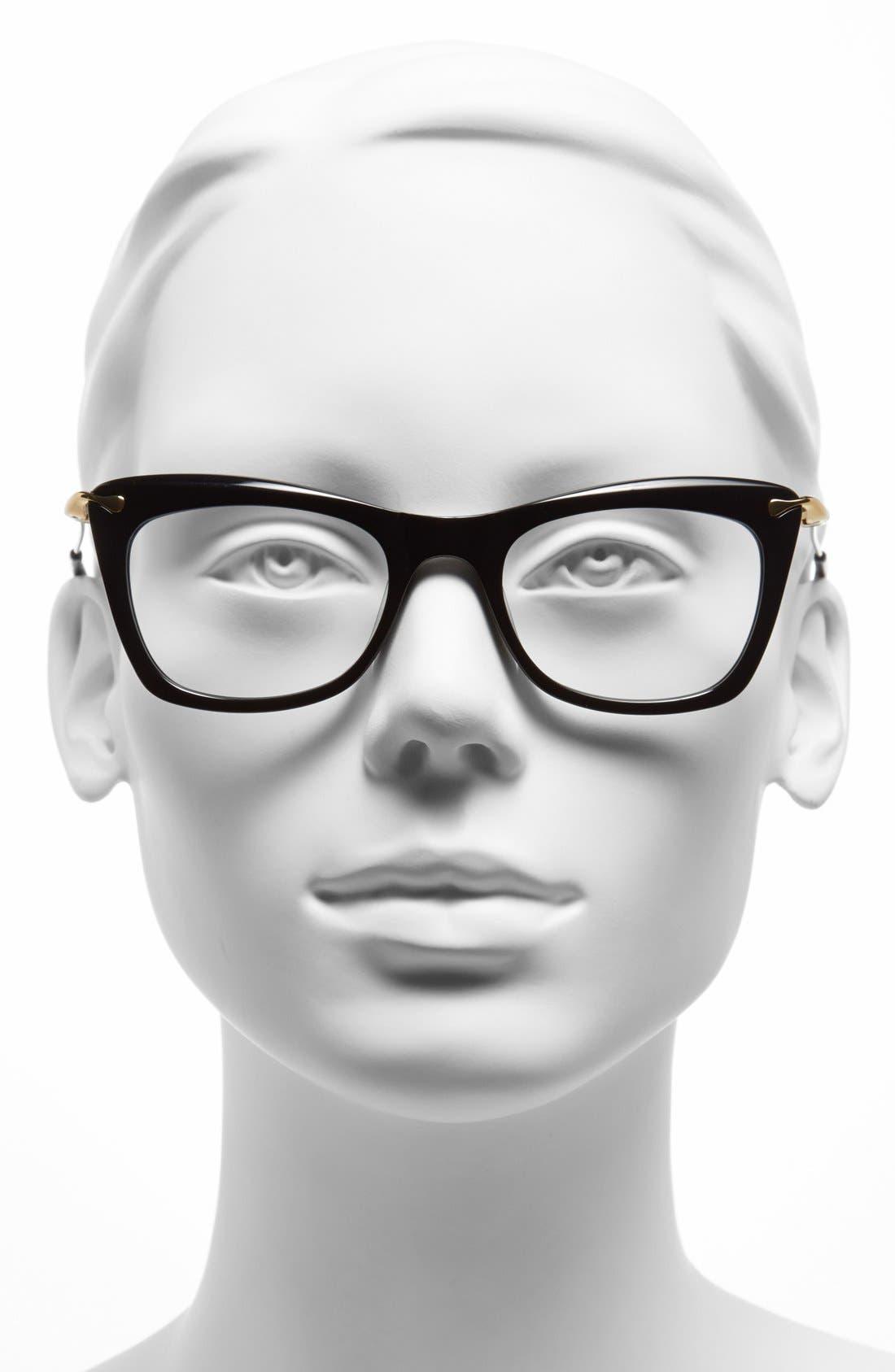 'Chrystie' 50mm Optical Glasses,                             Alternate thumbnail 5, color,