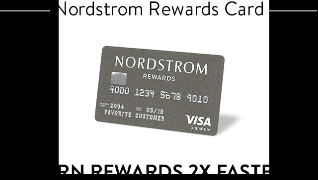 Nordstrom Rewards Membership & Cardholders: Get Started