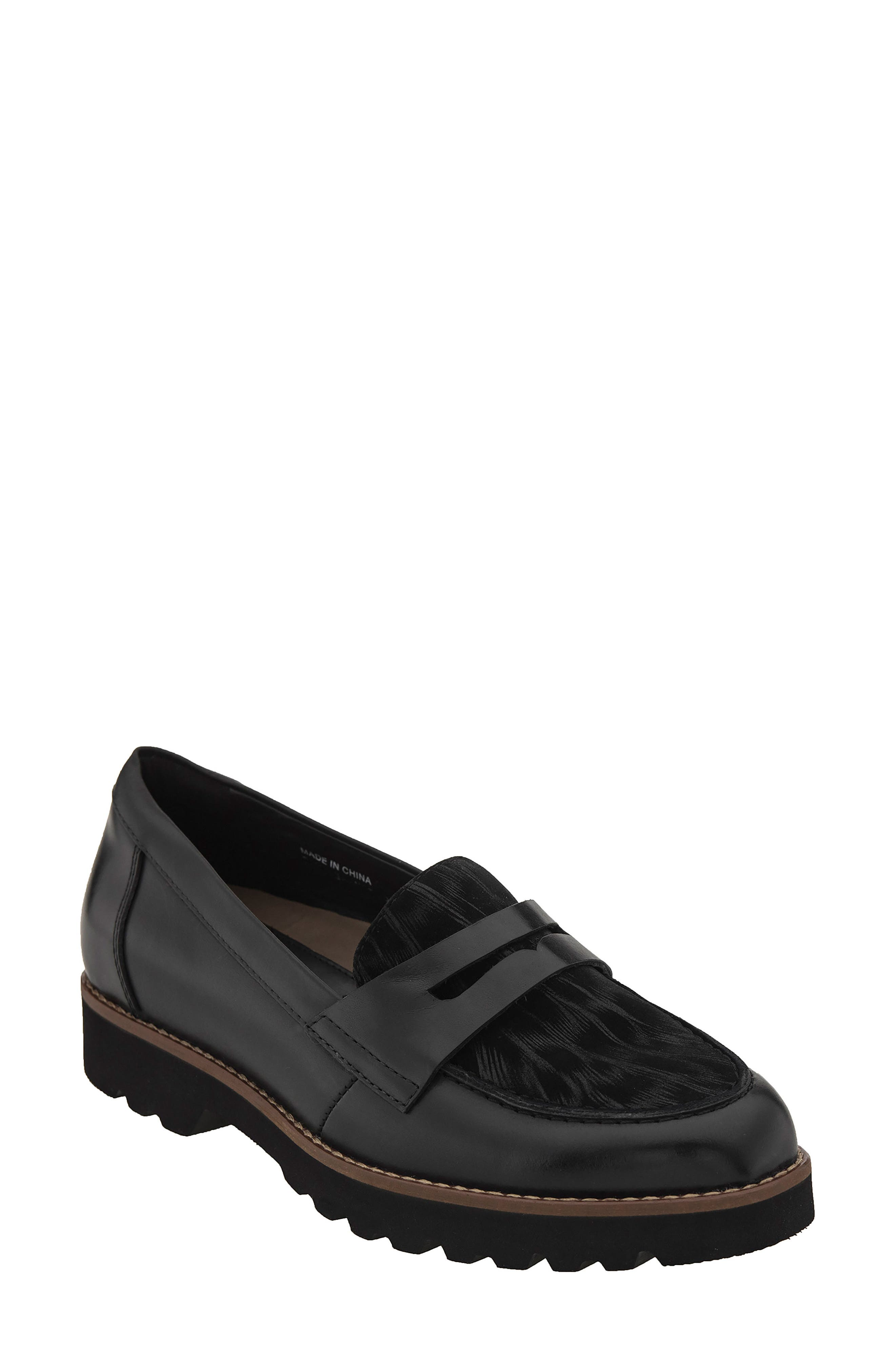Earthies 'Braga' Loafer, Main, color, 002