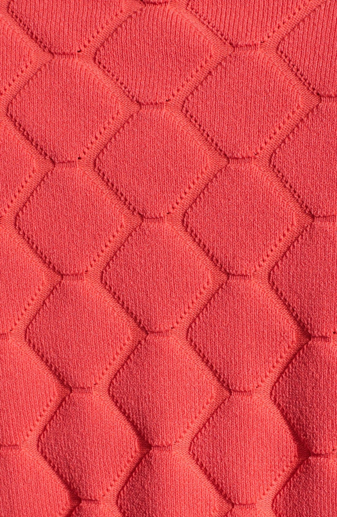 'Maida' Quilted Sweater,                             Alternate thumbnail 2, color,                             810