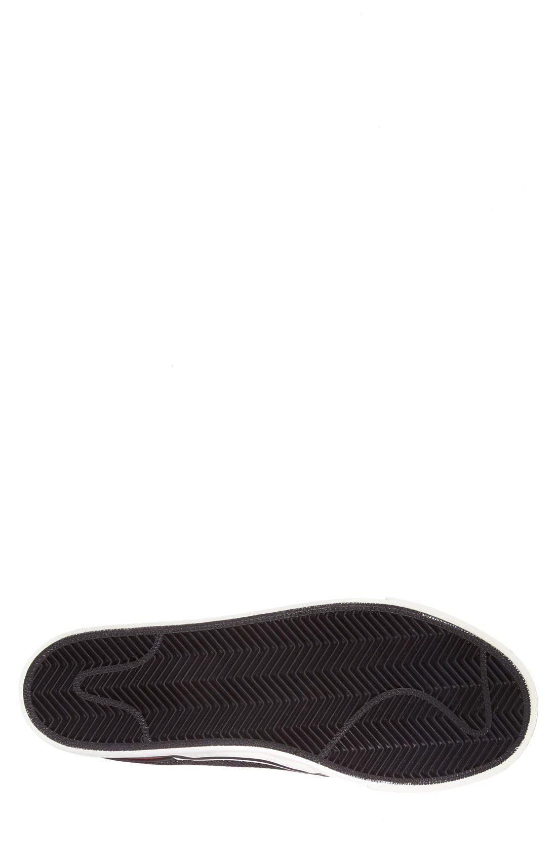 Zoom - Stefan Janoski SB Canvas Skate Shoe,                             Alternate thumbnail 170, color,