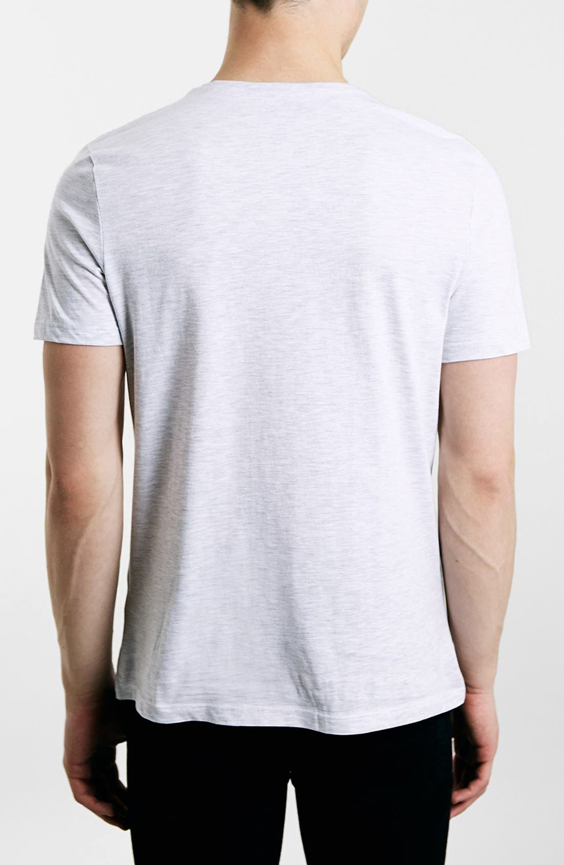 Slim Fit Crewneck T-Shirt,                             Alternate thumbnail 229, color,