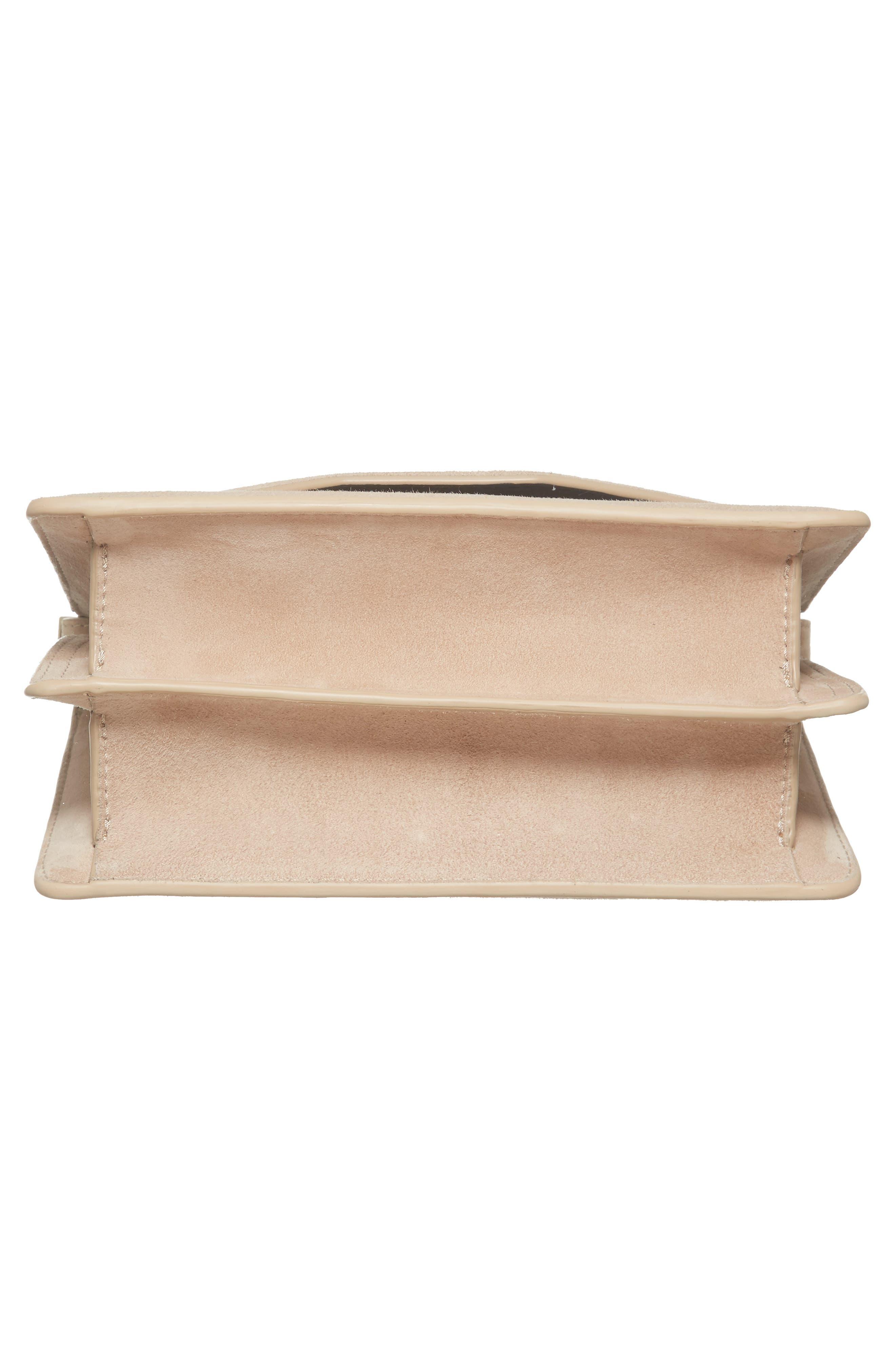 Indre Suede Shoulder Bag,                             Alternate thumbnail 6, color,                             200