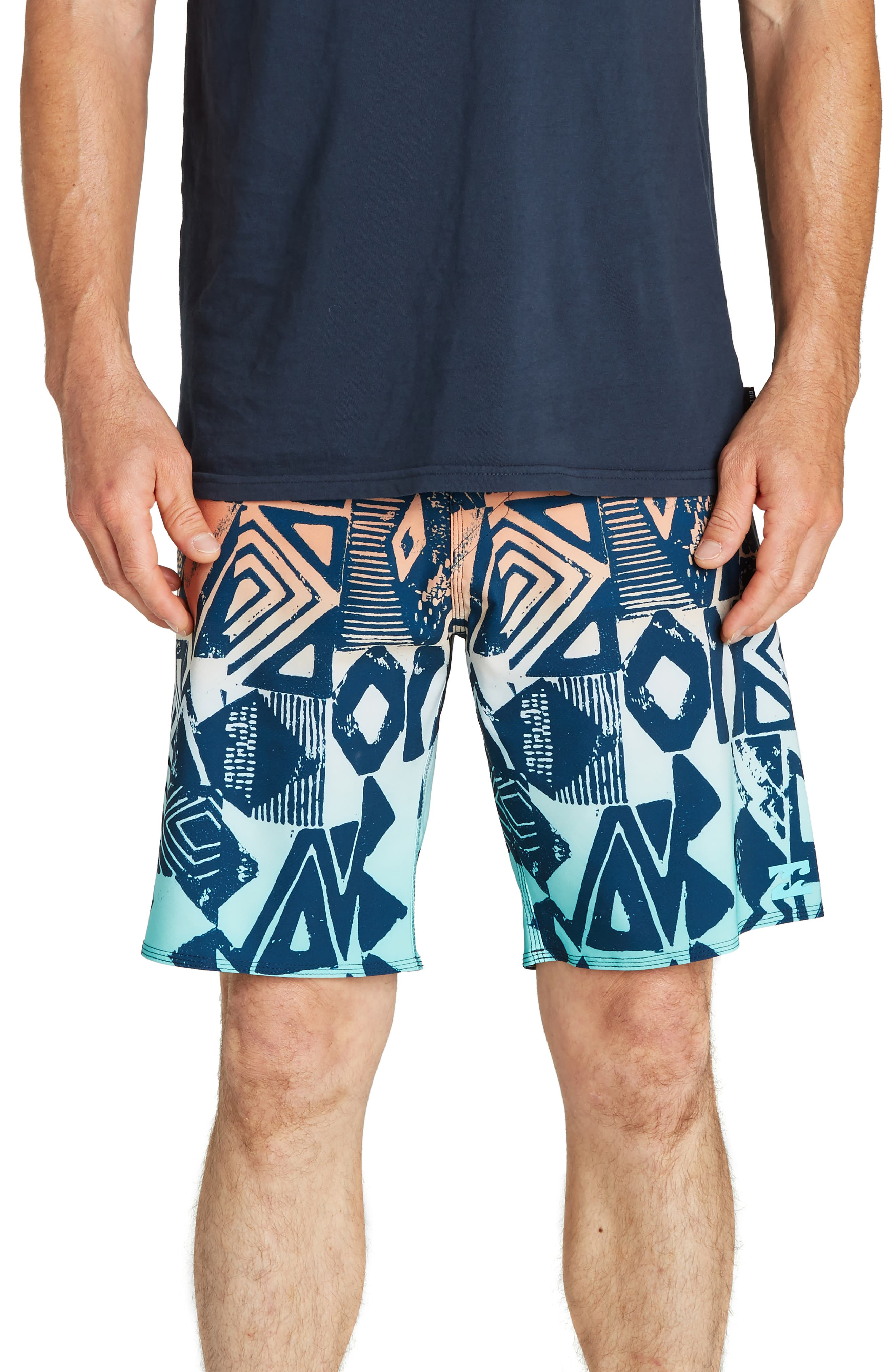 Sundays Airlite Board Shorts,                         Main,                         color, 440