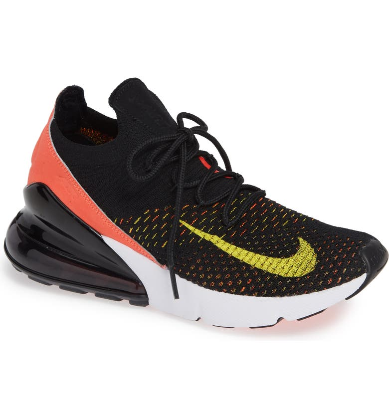 Air Max 270 Flyknit Sneaker, Main, ...